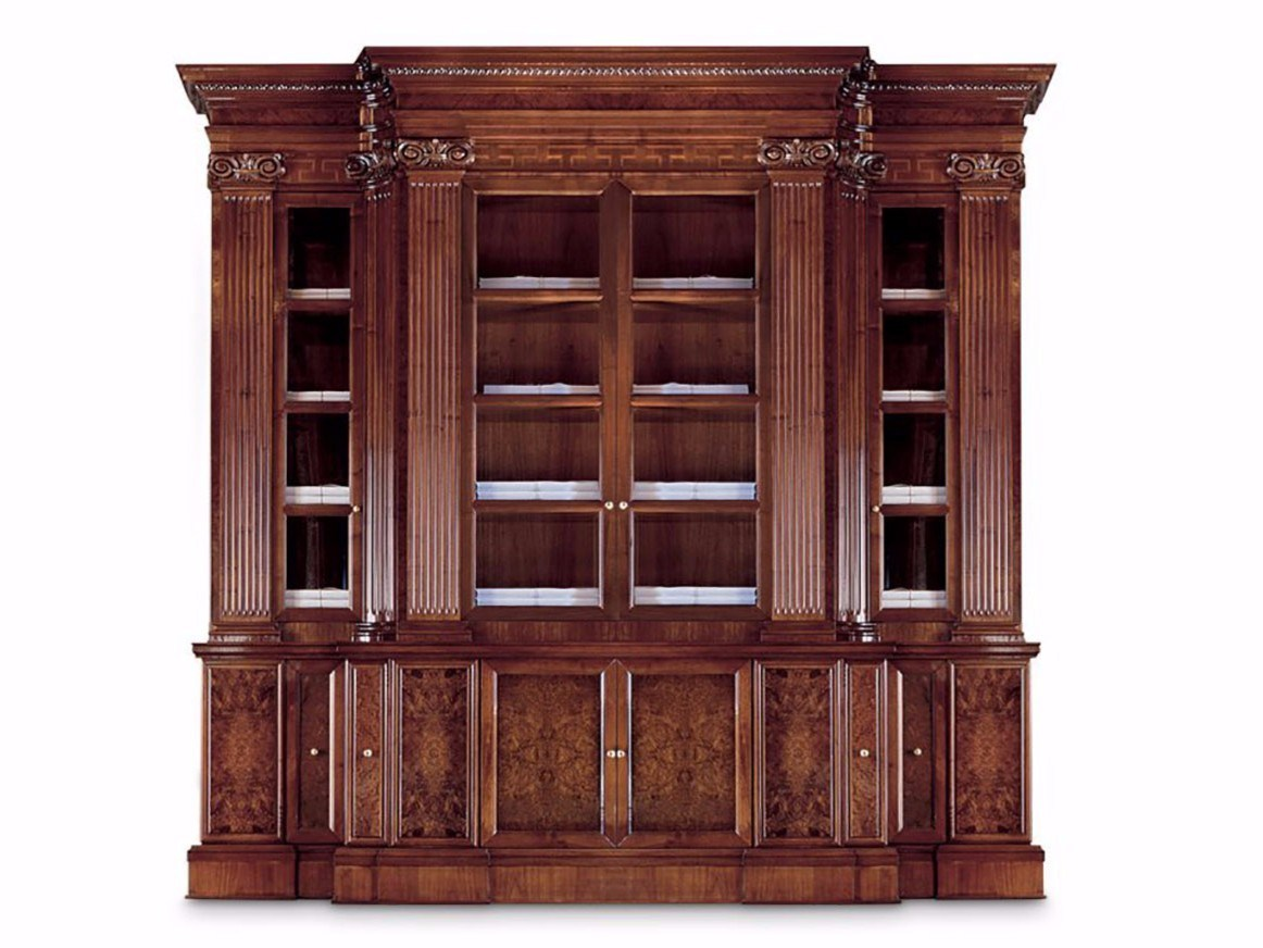 Solid Wood Bookcases | Archiproducts