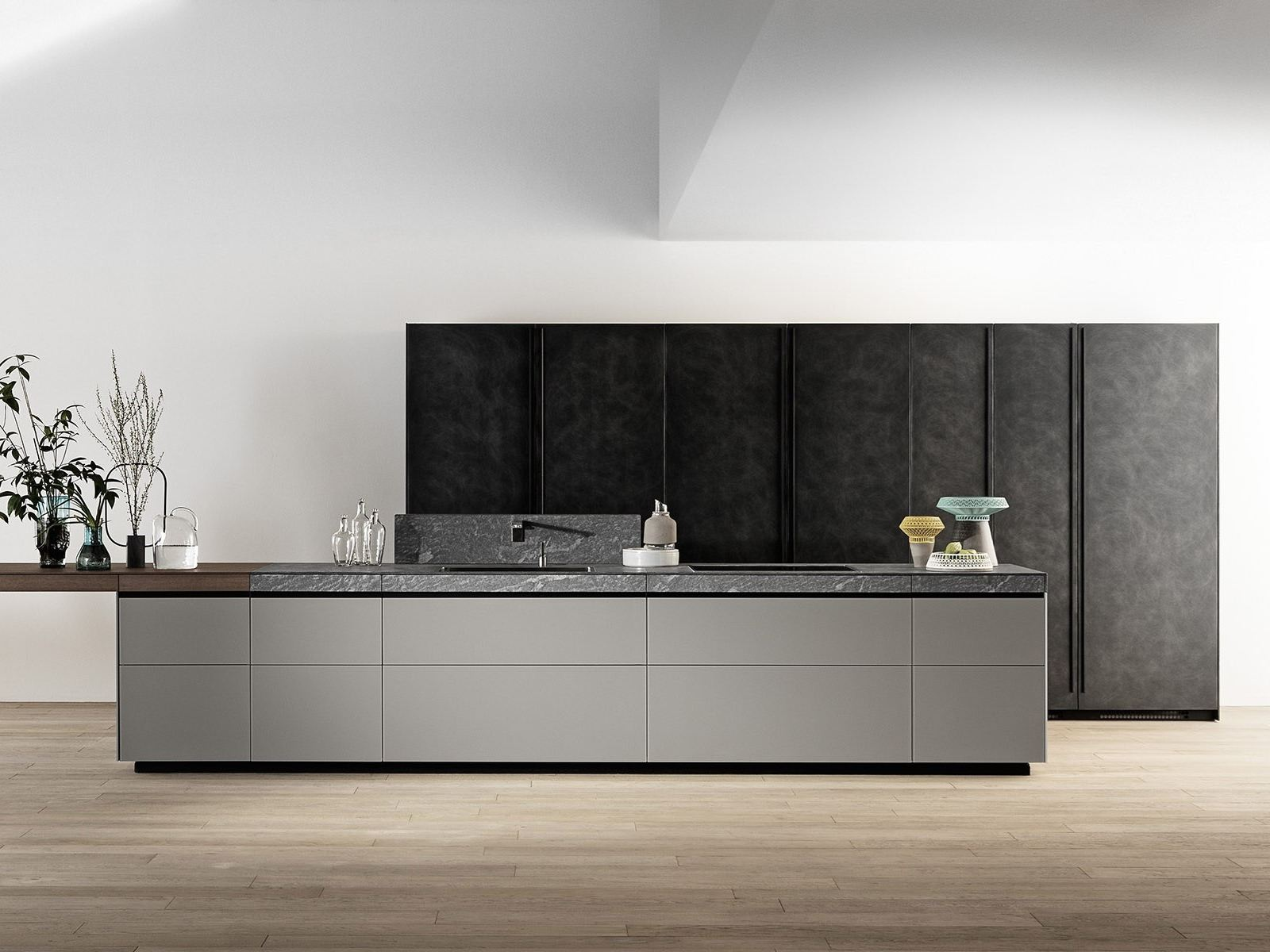 VALCUCINE | Modern And Fitted Designer Italian Kitchens | Archiproducts