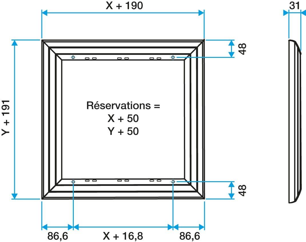 grille ventilation aldes 28 images grille de. Black Bedroom Furniture Sets. Home Design Ideas
