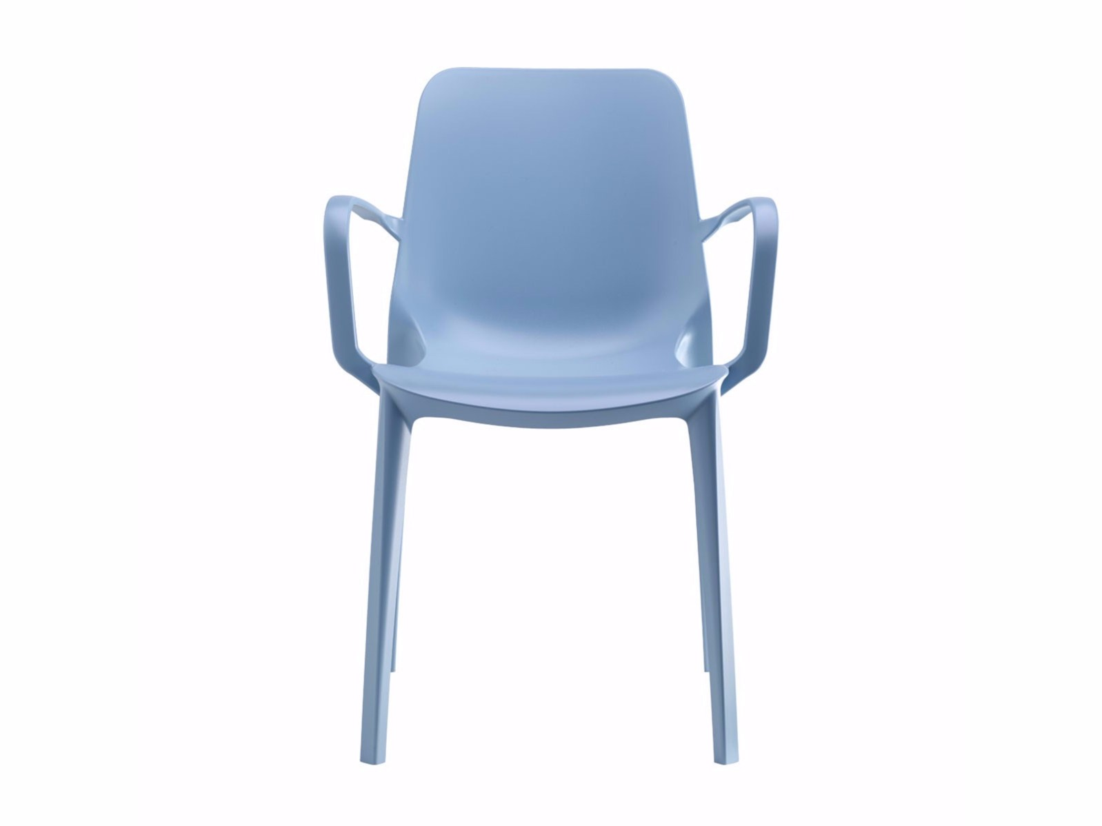 GINEVRA   Chair with armrests By SCAB DESIGN