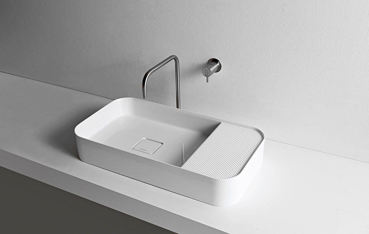 graffio waschbecken by antonio lupi design