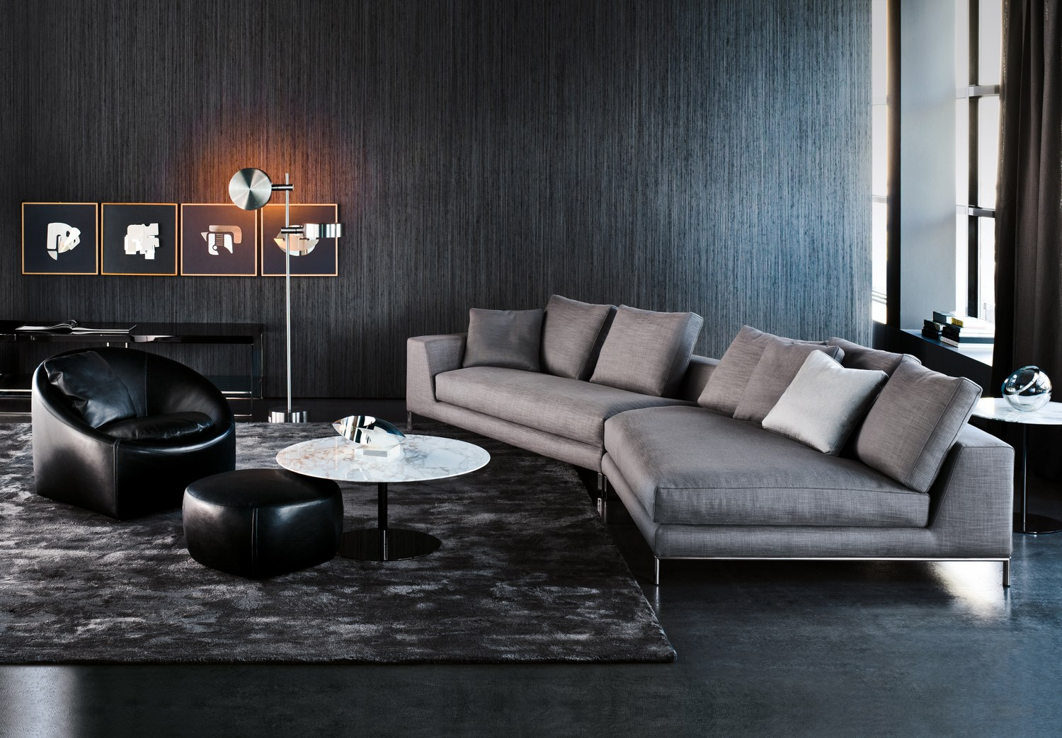 minotti sectional - Sectionals, Sofas & Couches