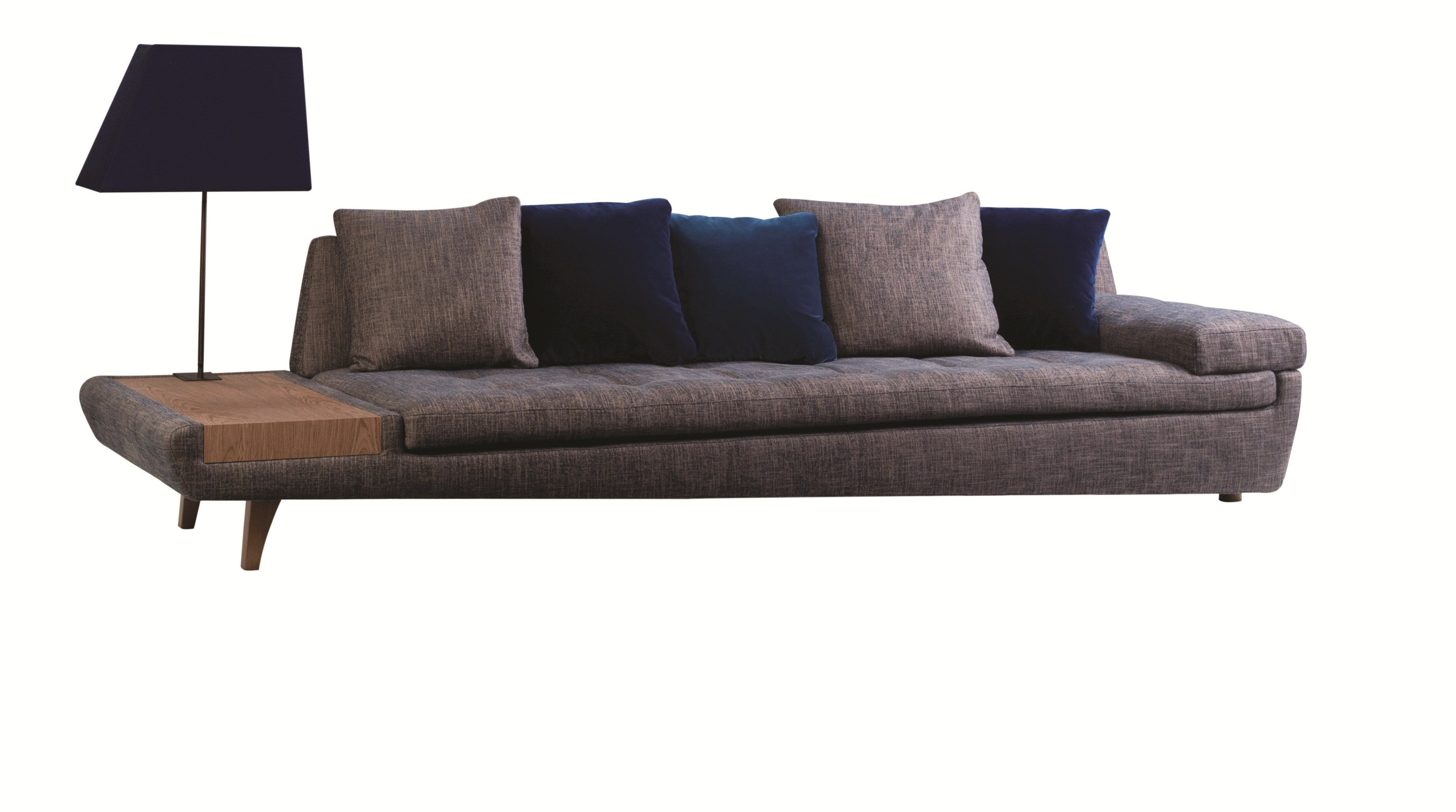 Illusion sofa by roche bobois for Canape en solde roche bobois