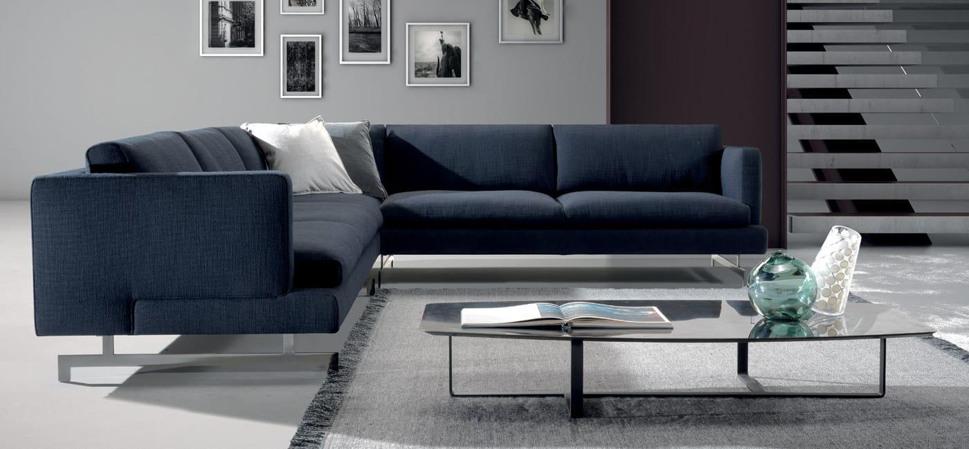 Design Bank Natuzzi.Jeremi Sofa With Chaise Longue Jeremi Collection By Natuzzi