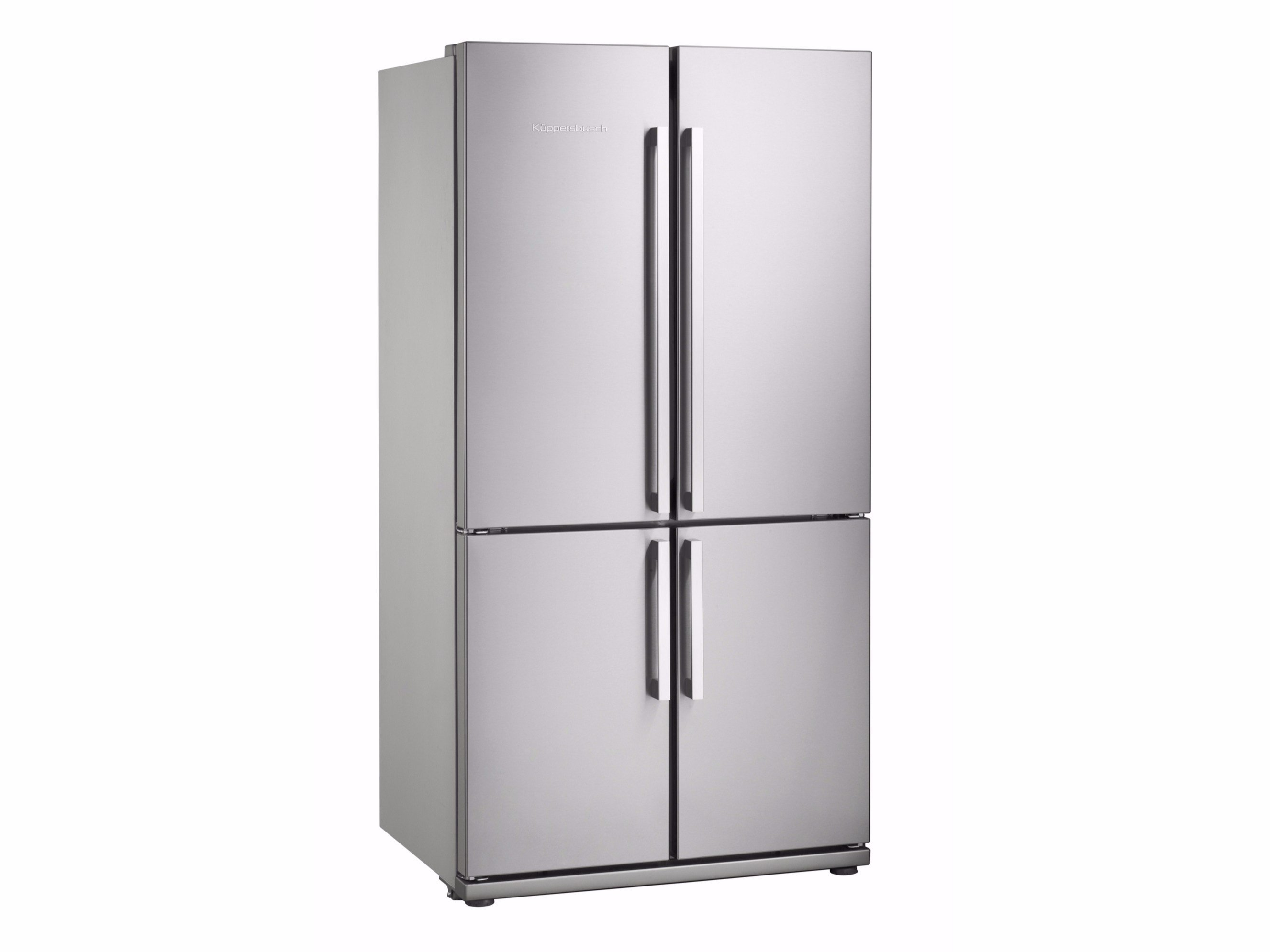 American style no frost stainless steel refrigerator with ice ...