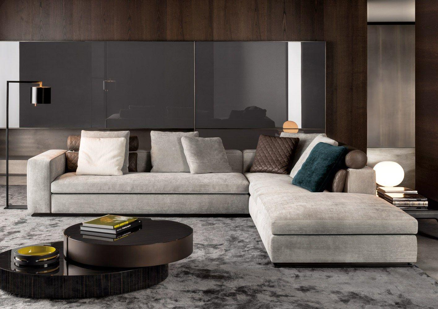 leonard by minotti. Black Bedroom Furniture Sets. Home Design Ideas