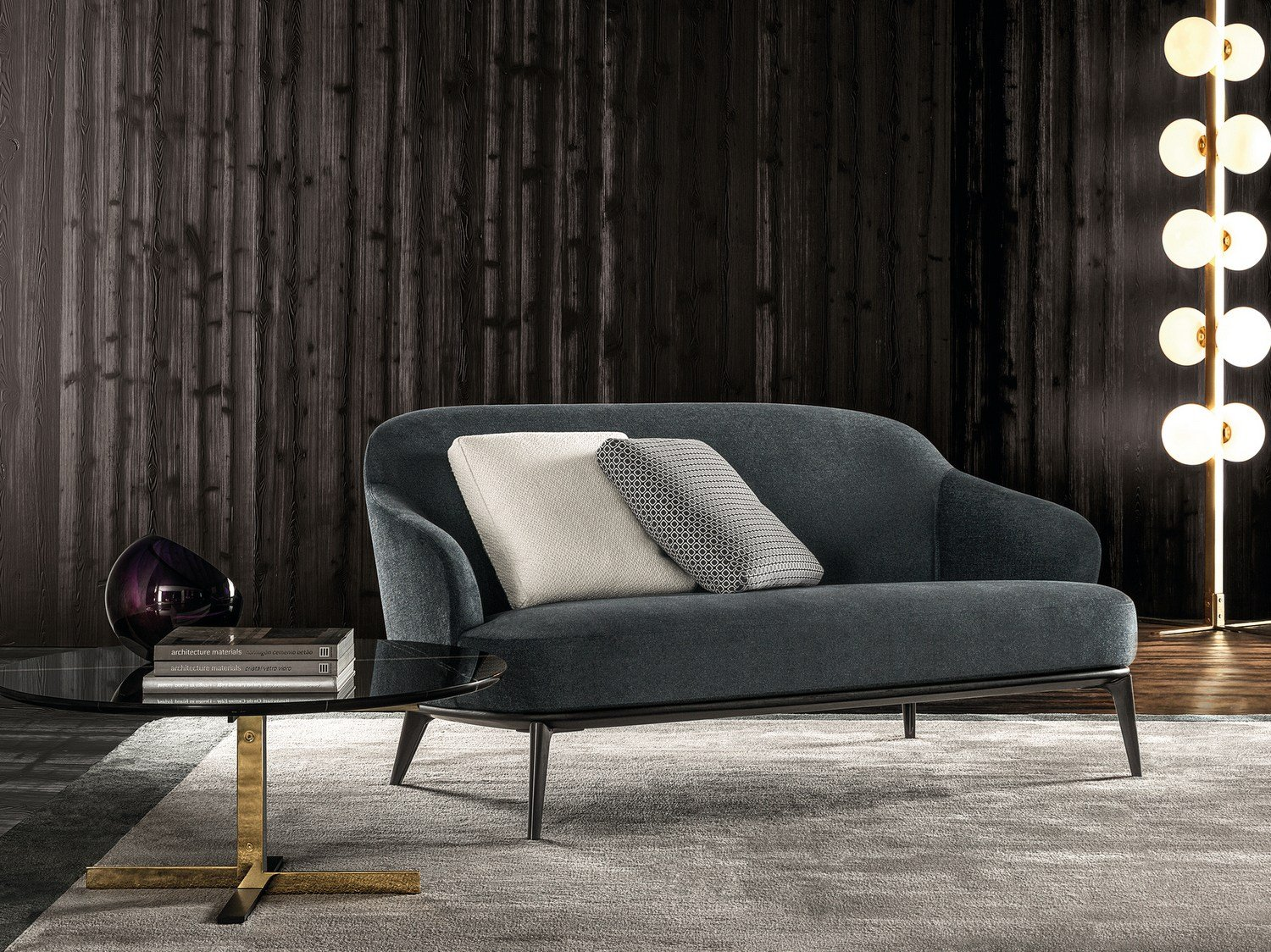 Leslie Sofa By Minotti