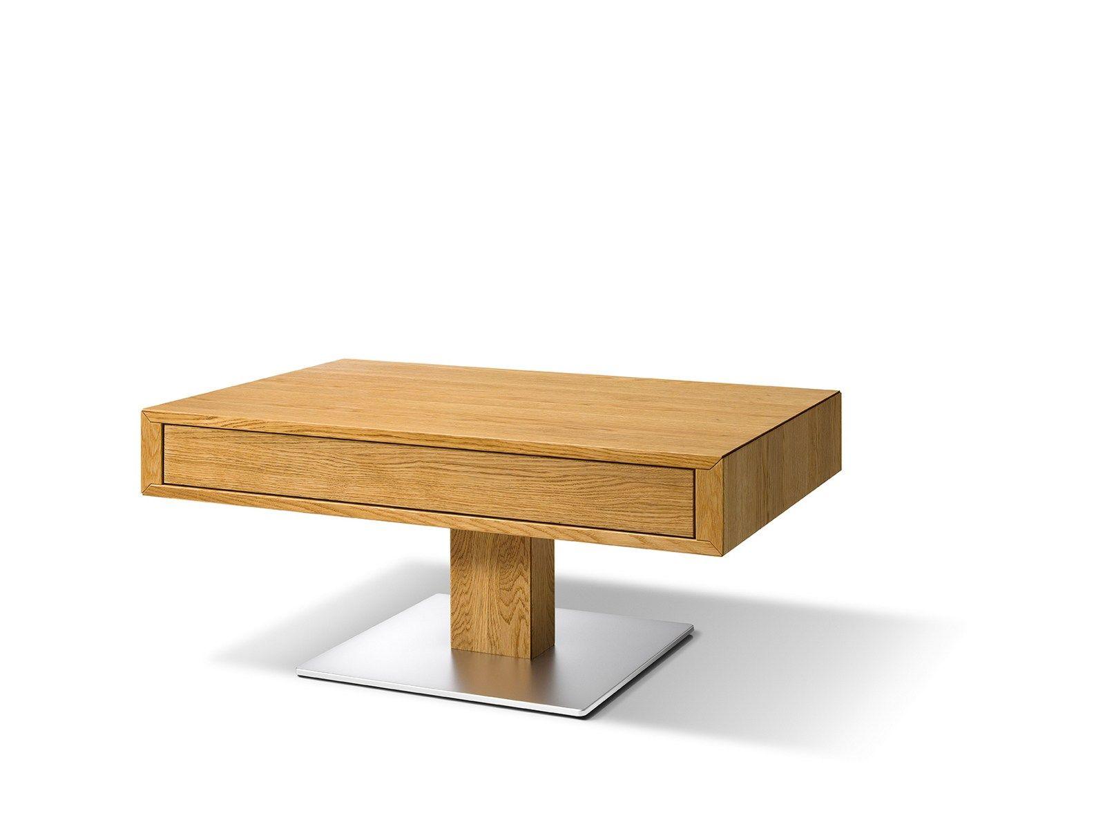 Hhenverstellbarer Couchtisch LIFT By TEAM 7 Design Kai Stania