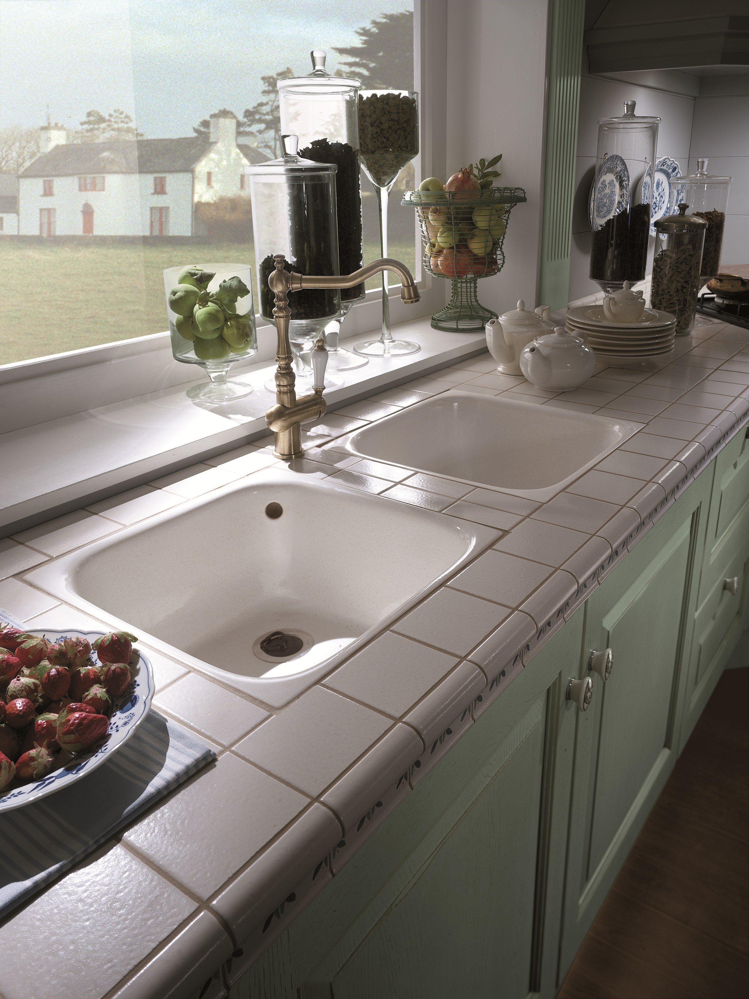 Fitted kitchen LONG ISLAND Scavolini Line By Scavolini design