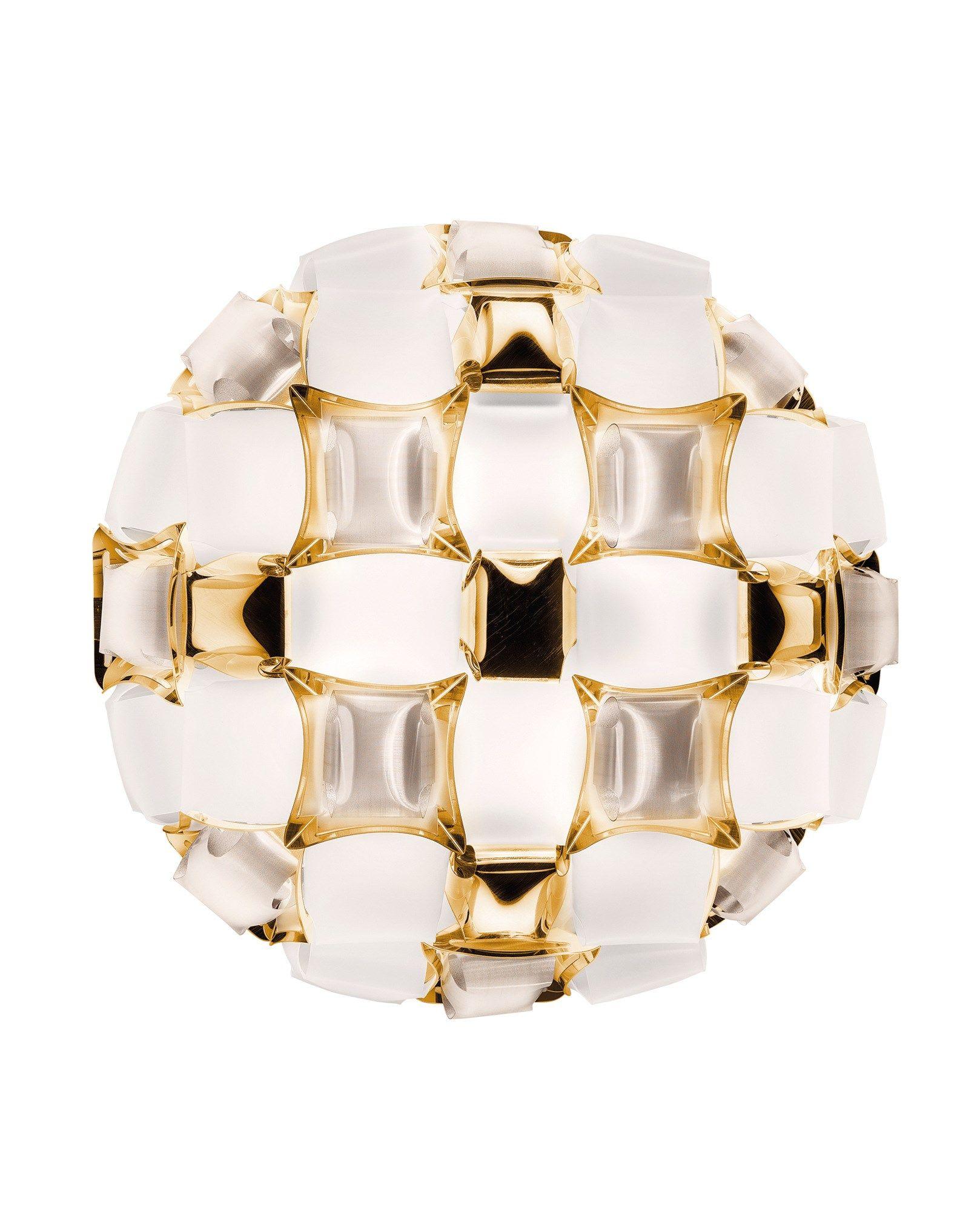 White/Gold M