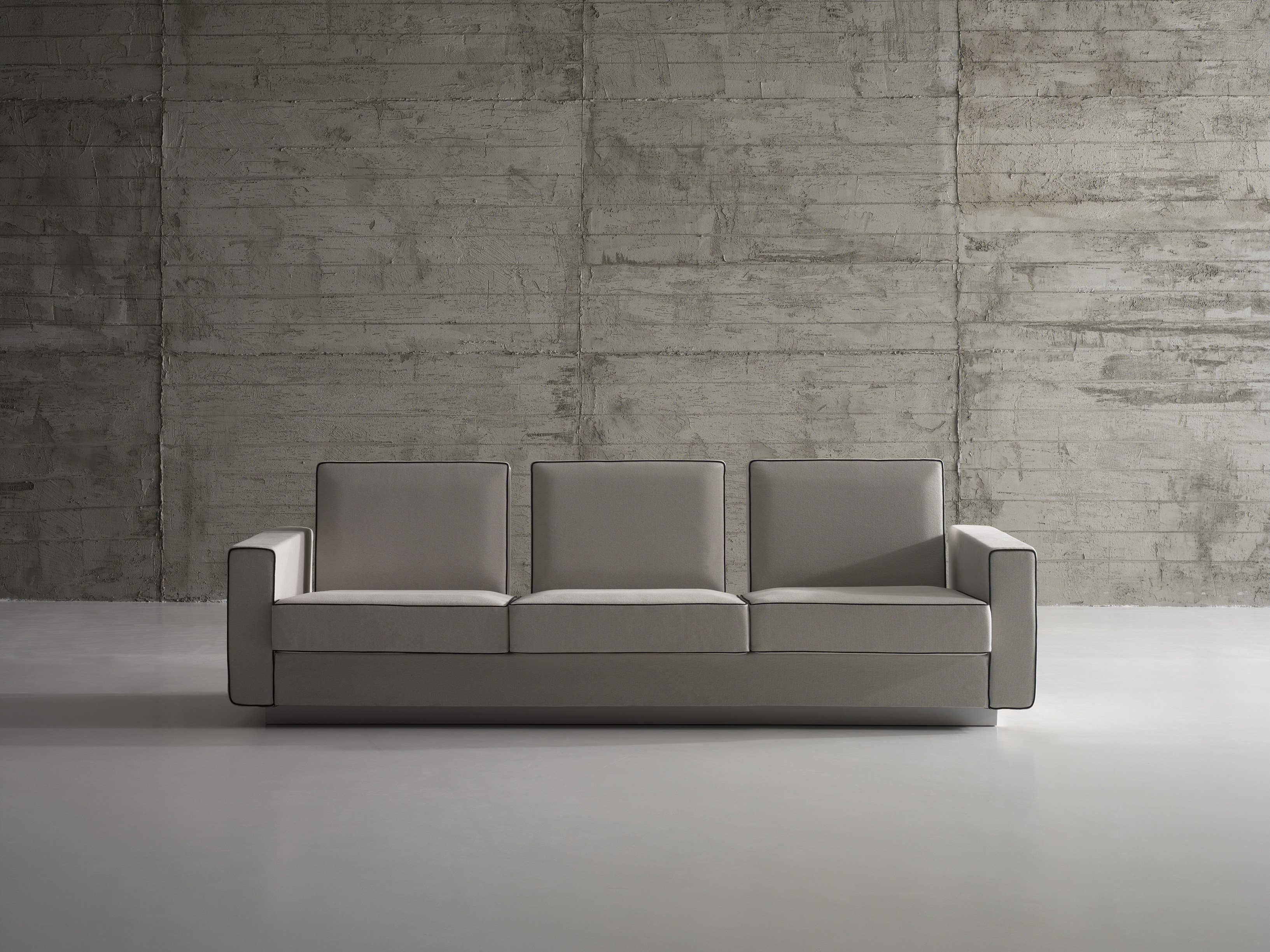 Modular sofa MODULAR SEATING SYSTEM Codici Collection By Matrix