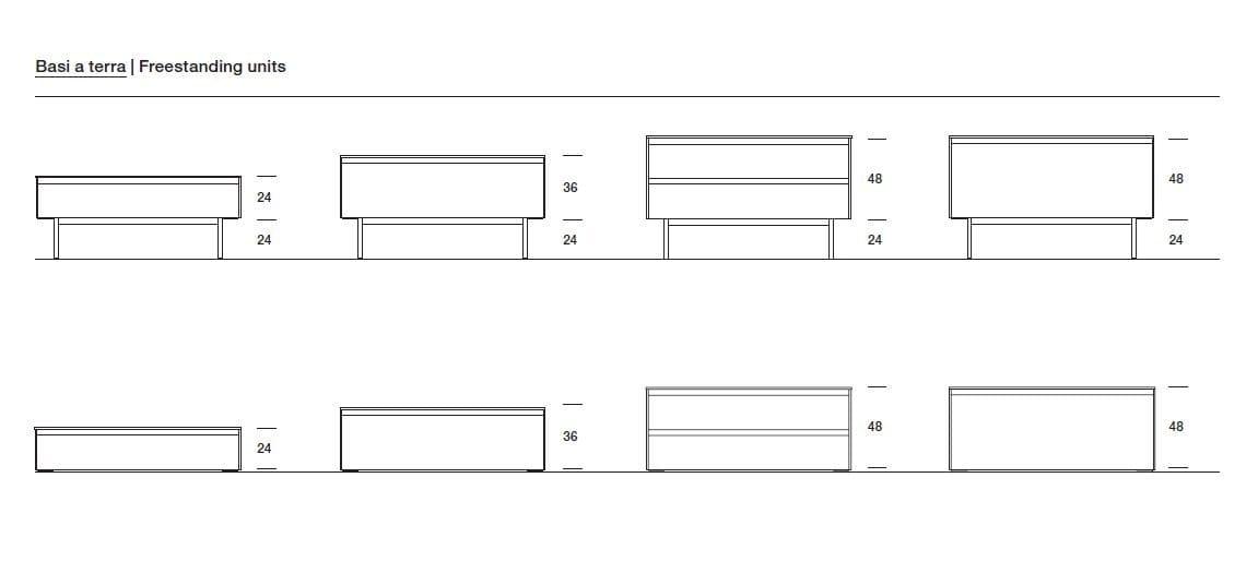 MOODE | Doppel- Waschtischunterschrank By Rexa Design Design ... | {Doppel waschtischunterschrank design 43}