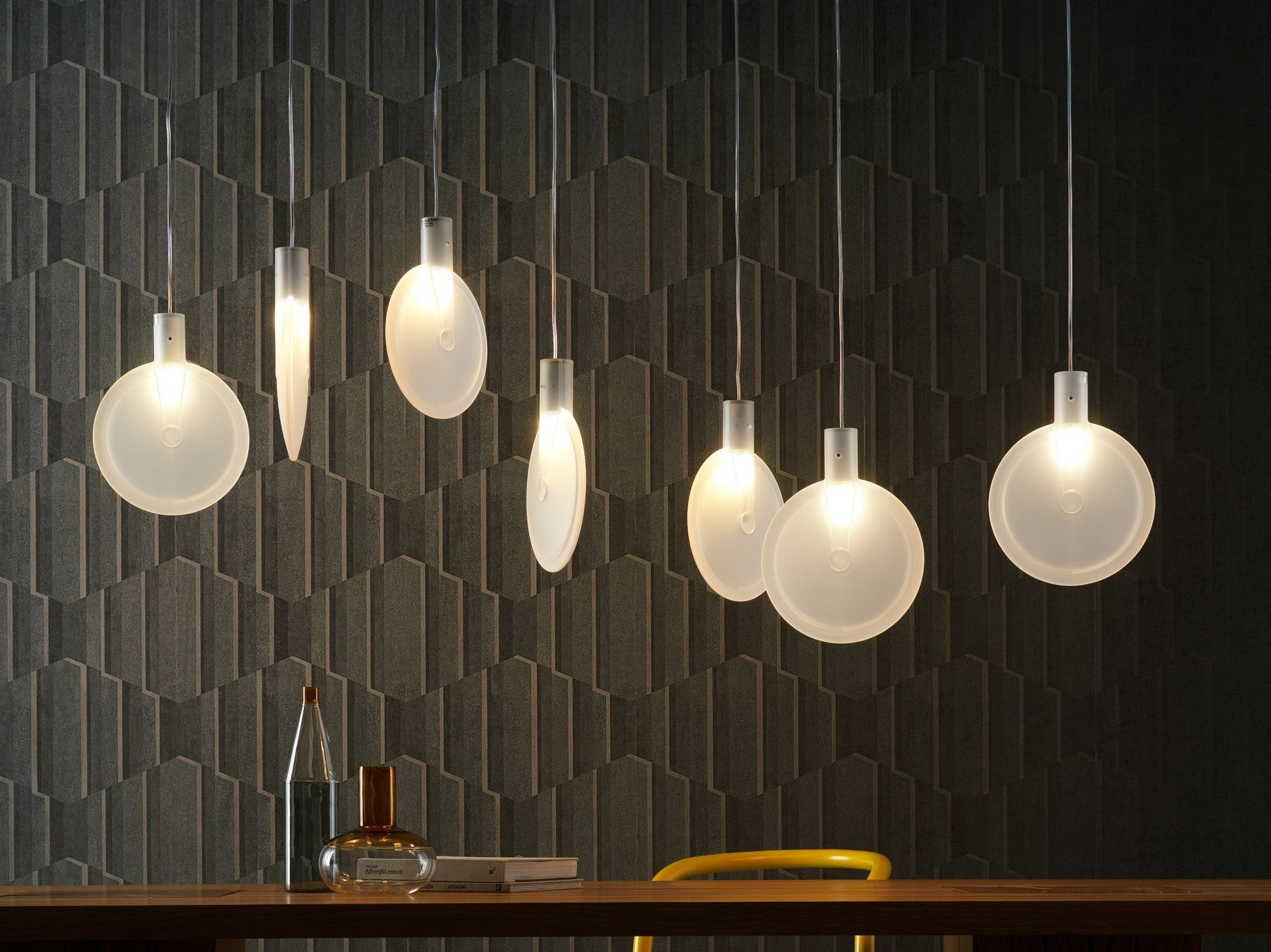 Lampade A Sospensione Led : Lampade sospensione led lampade a sospensione in vetro