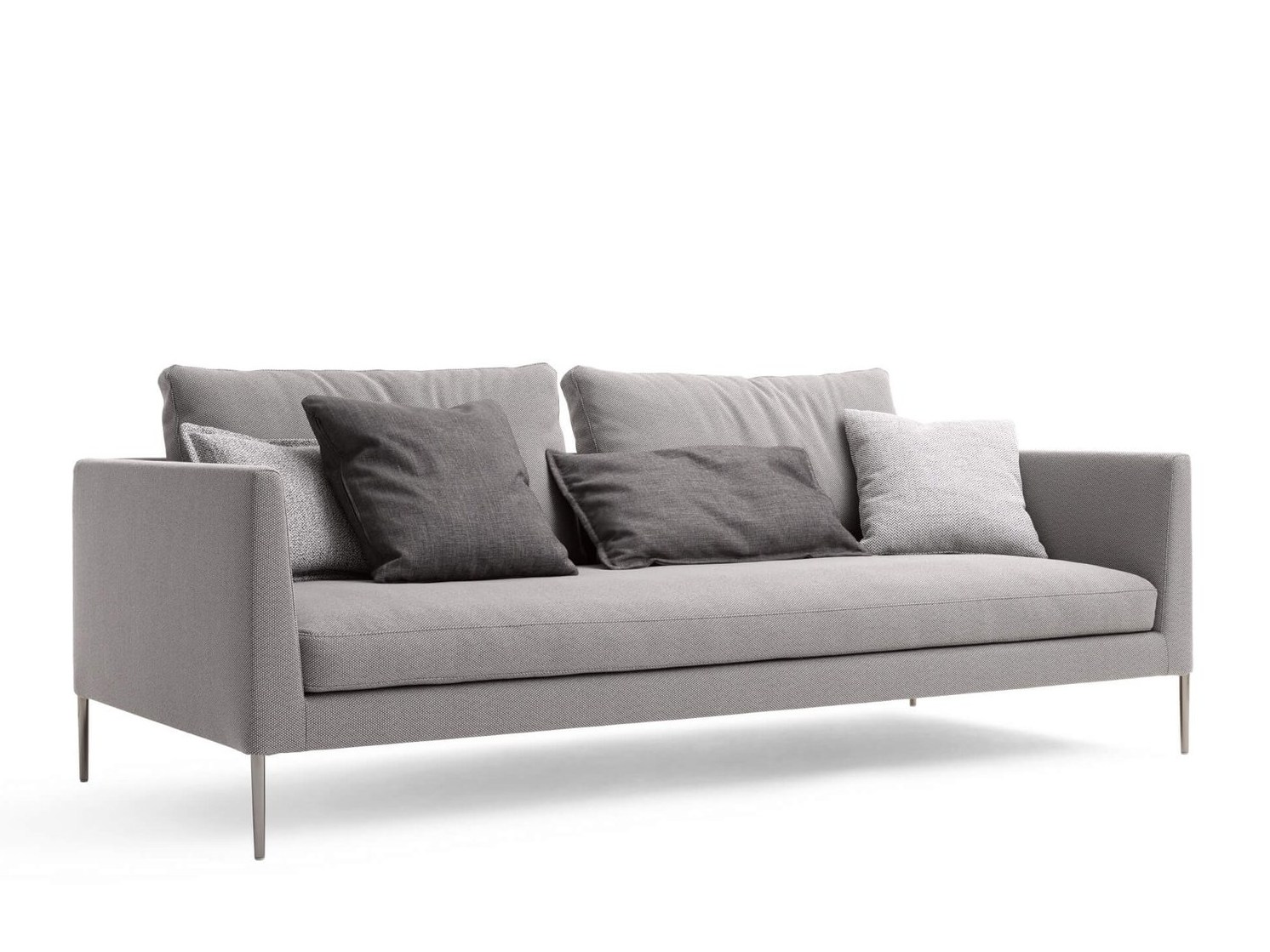 pilotis sofa by cor design metrica