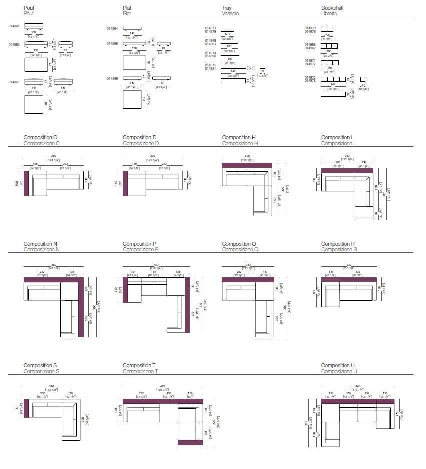 Dimensions PLAT Dimensions PLAT Dimensions PLAT Dimensions PLAT