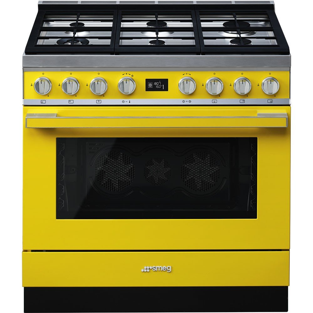 Portofino cpf9gm by smeg for Cucinare 8n inglese