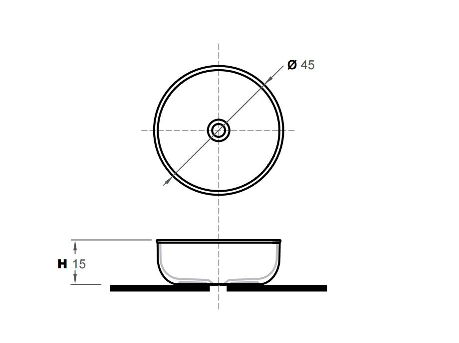 prime 洗面台 by inbani デザイン norm architects