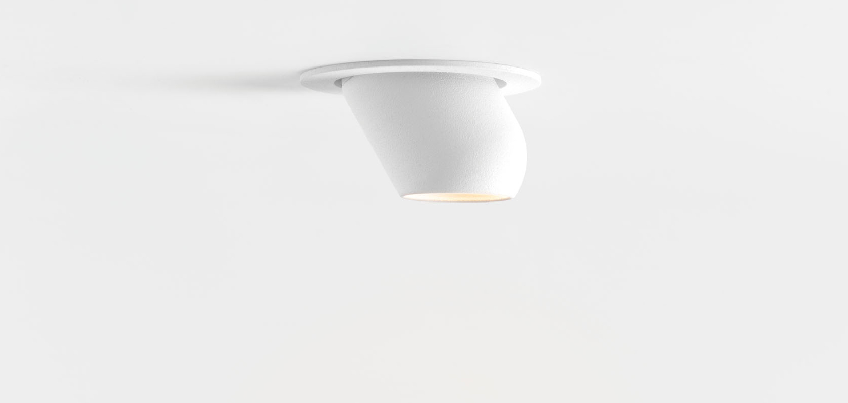 Faux Plafond Cuisine Spot Led spot led semi-encastrée orientable pupilmodular lighting