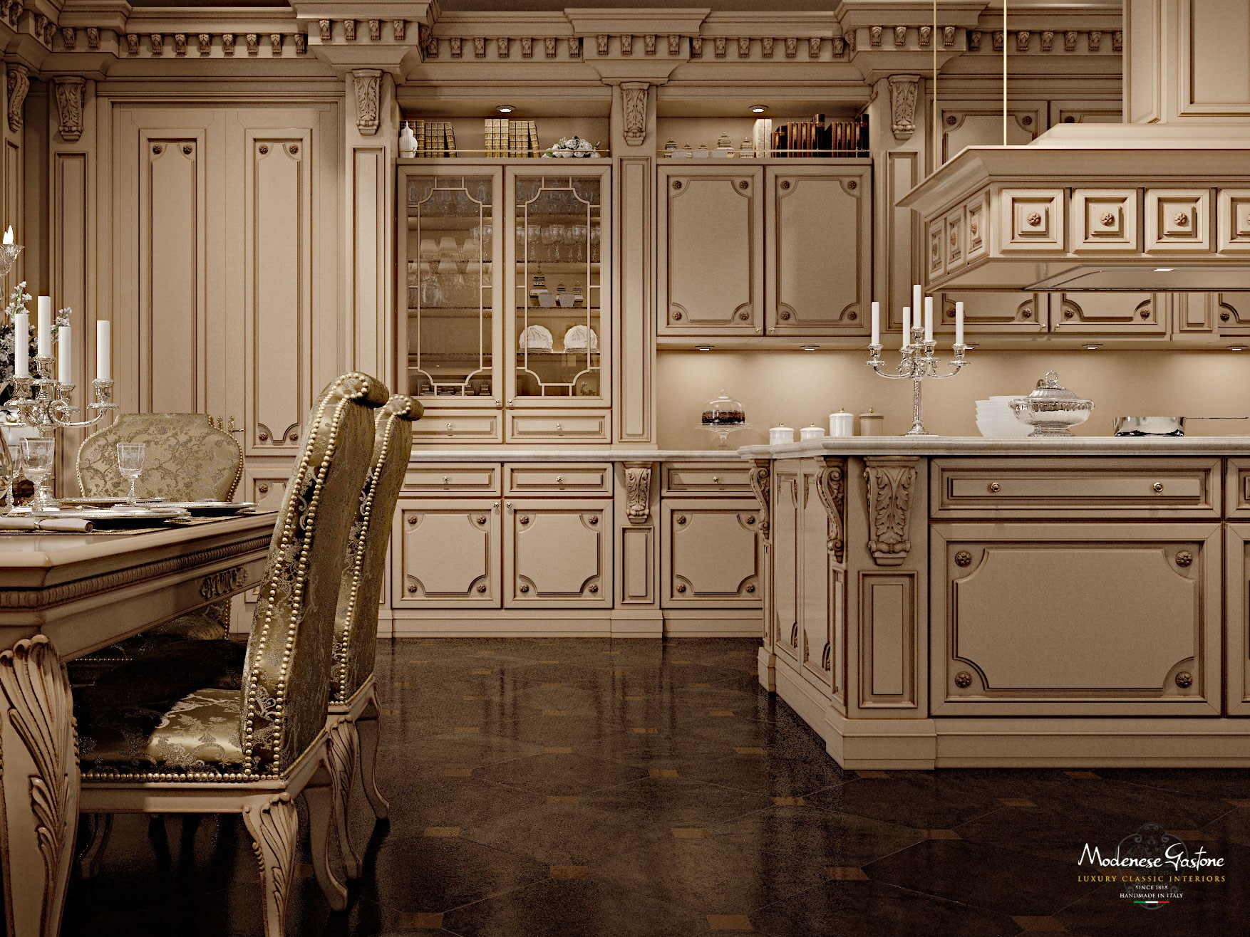 Cucine stile barocco | Archiproducts