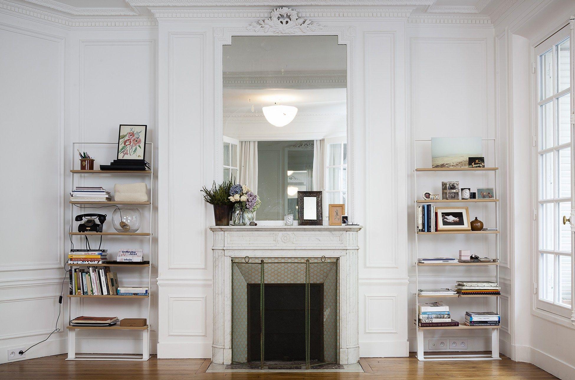The Severin Bookshelf by Alex de Rouvray | homeslook.info