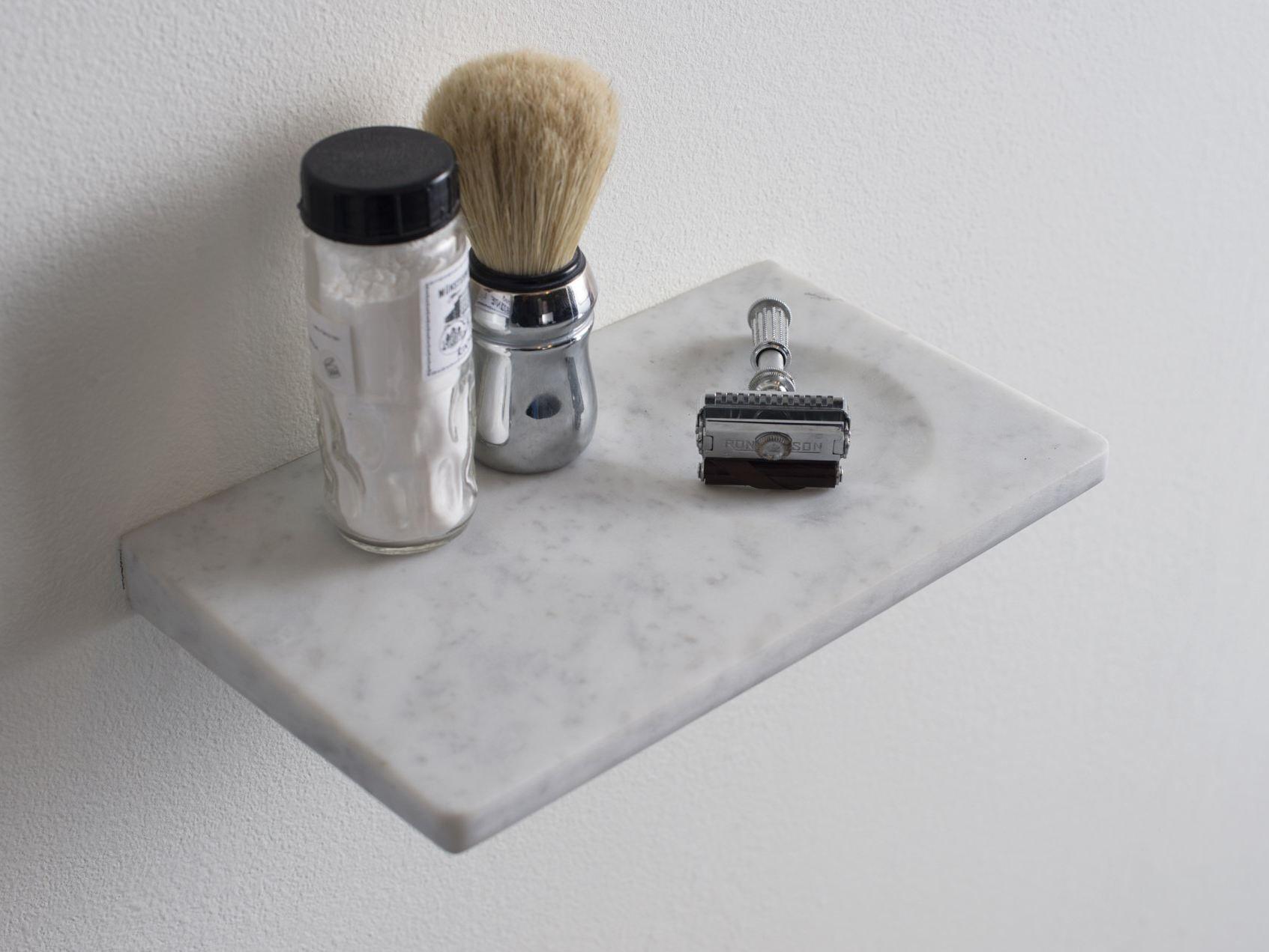 wood bathroom wall shelves | archiproducts, Badezimmer ideen