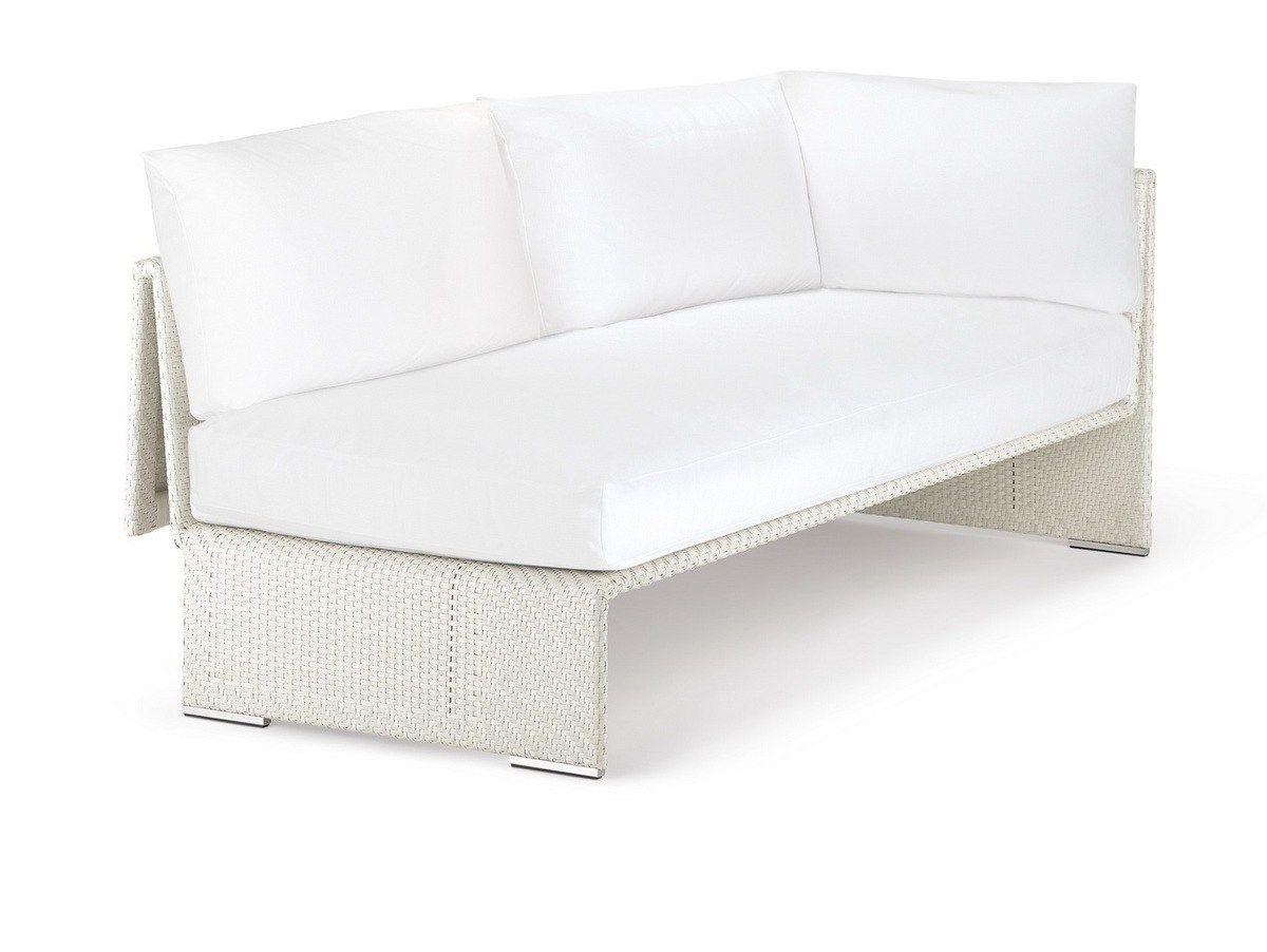 dedon slimline sofa refil sofa. Black Bedroom Furniture Sets. Home Design Ideas