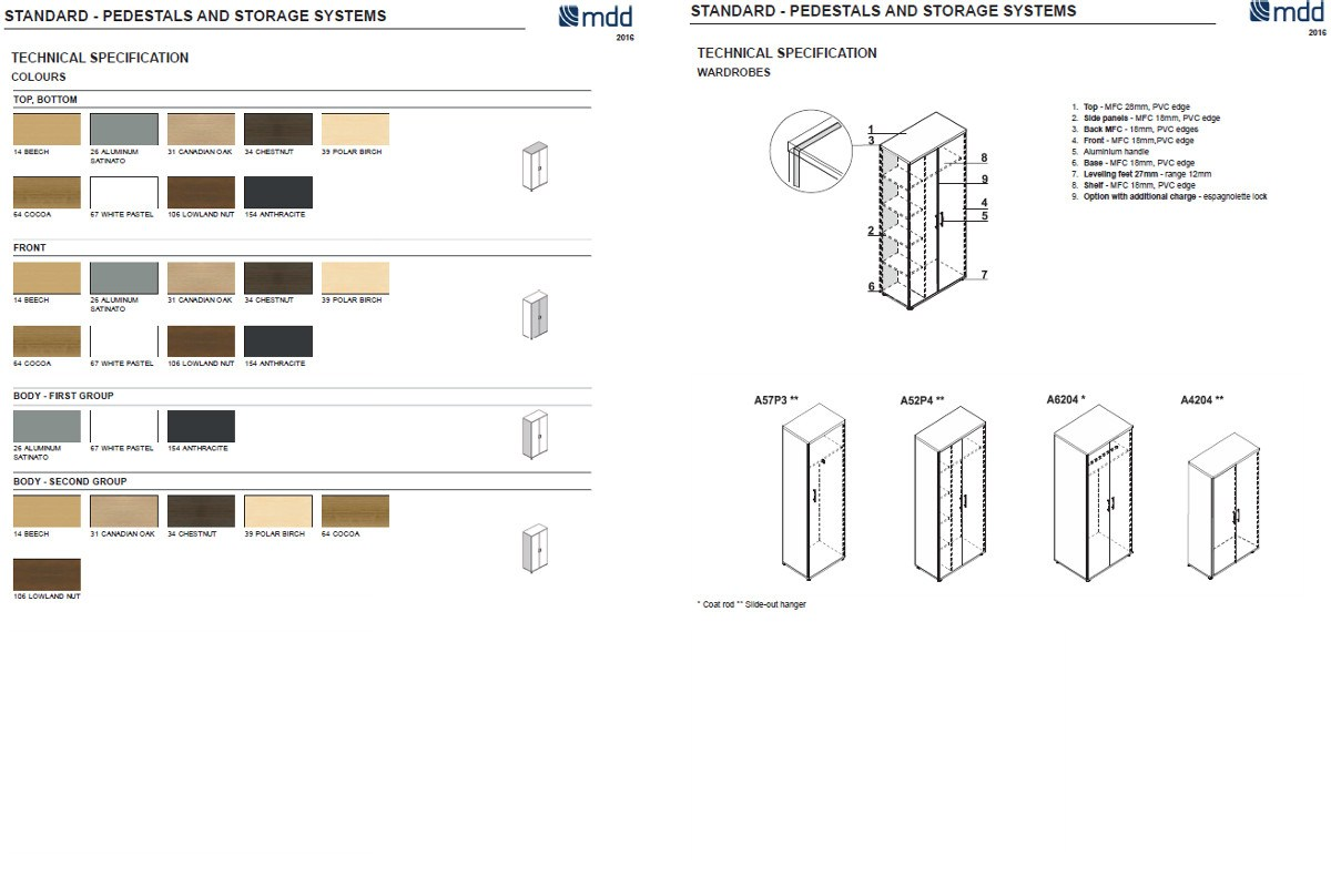 Dimensions Standard Office Shelving Related Products