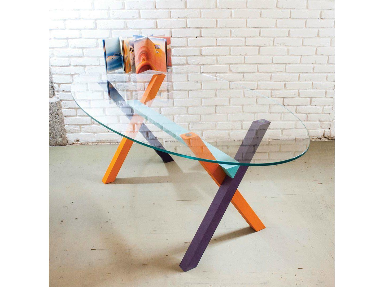 ARC | Tavolo ovale By Molteni design Foster + Partners