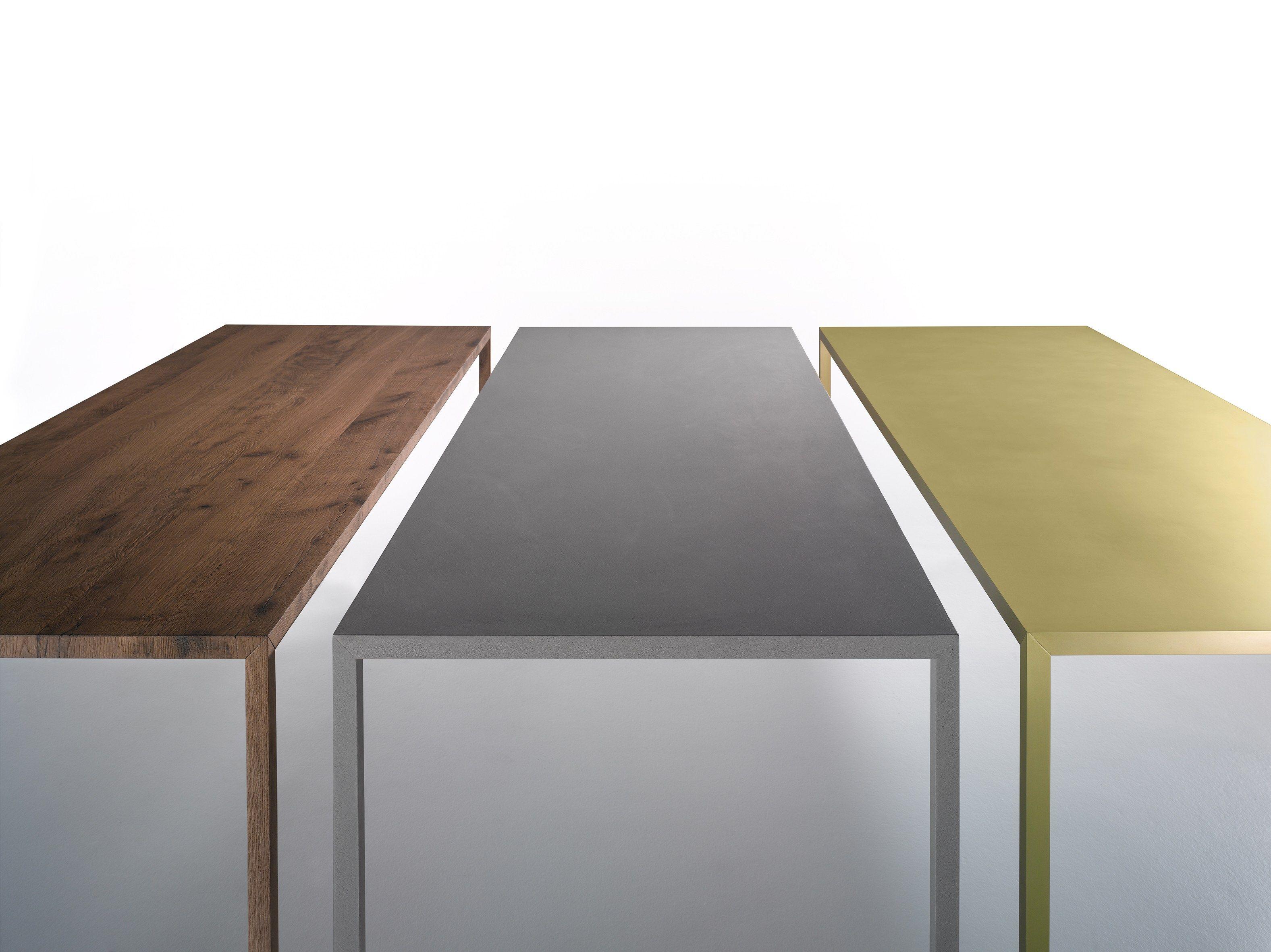TENSE MATERIAL | Stone Table By MDF Italia Design Piergiorgio Cazzaniga,  Michele Cazzaniga