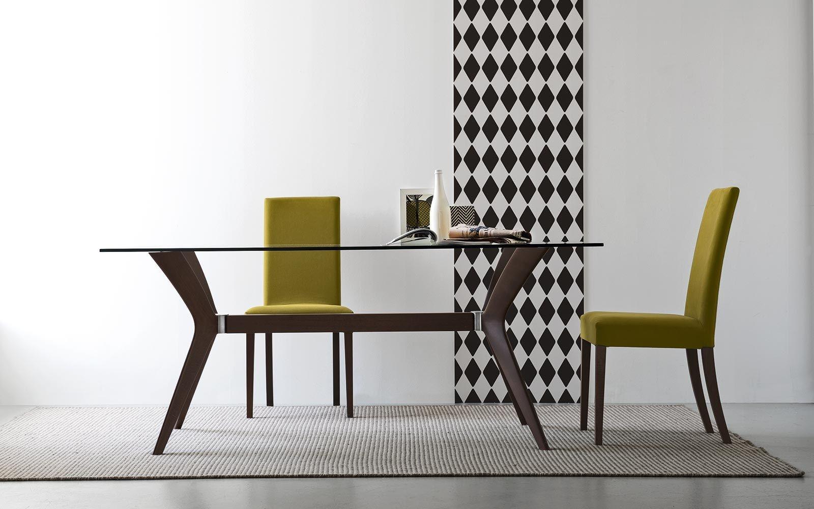 TOKYO   Tavolo rettangolare By Calligaris design Fabio Di Bartolomei