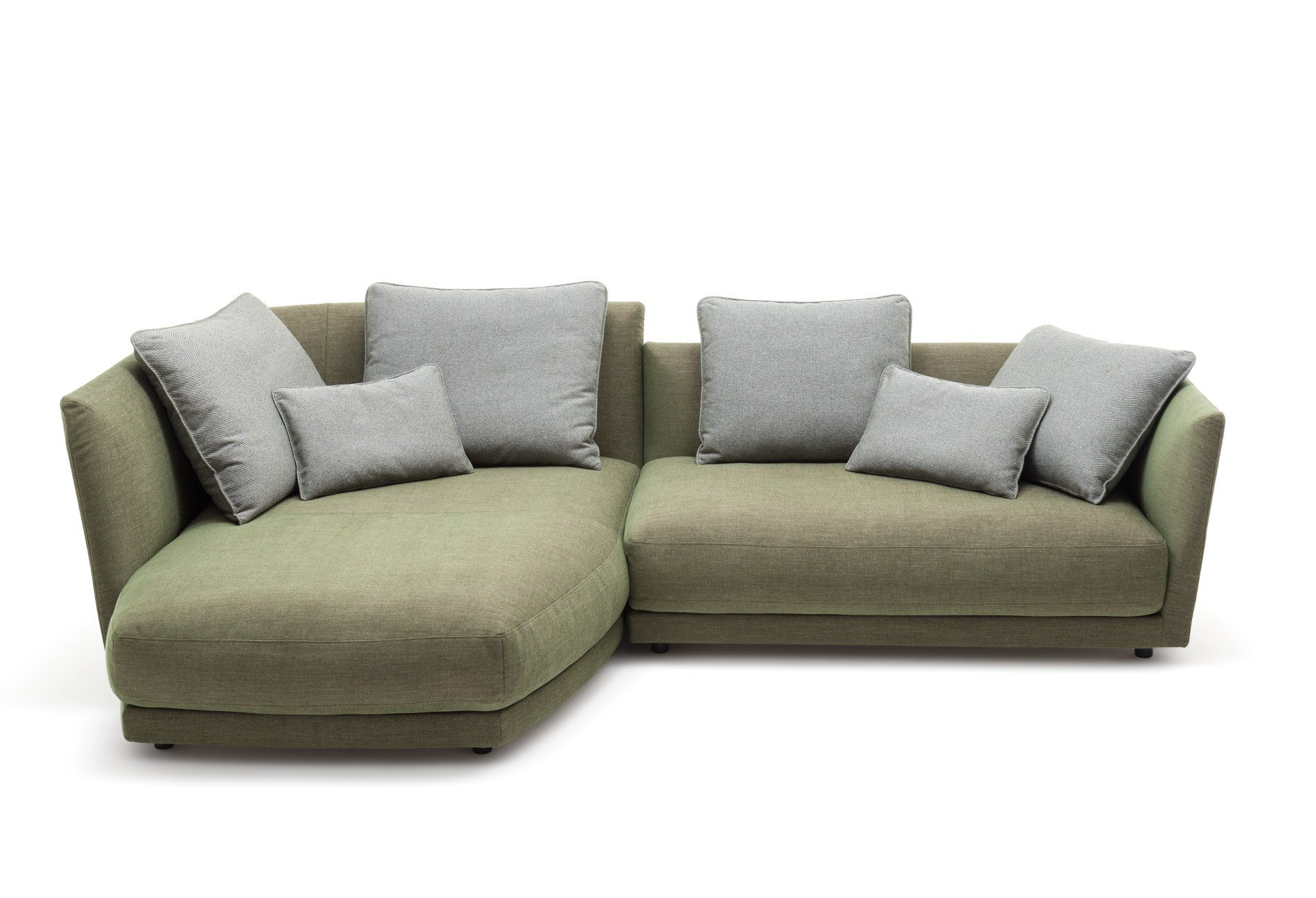 Tondo modular sofa by rolf benz design sebastian labs for Rolf benz tondo
