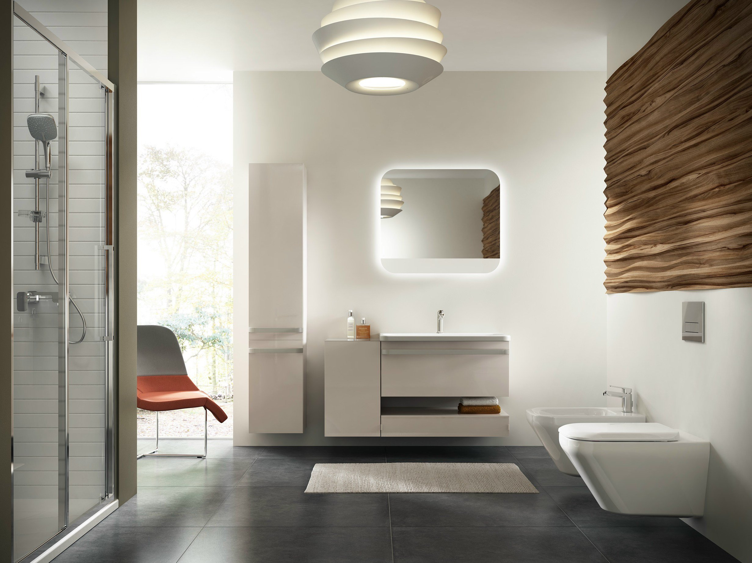 arredo bagno completo tonic ii by ideal standard design artefakt ... - Arredo Bagno Ideal Standard Prezzi