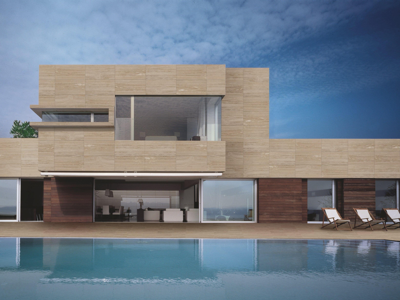 Materiales para fachadas exteriores panel fachada - Materiales para fachadas exteriores ...