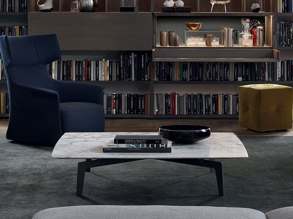 Tribeca Square Coffee Table By Poliform Design Jean