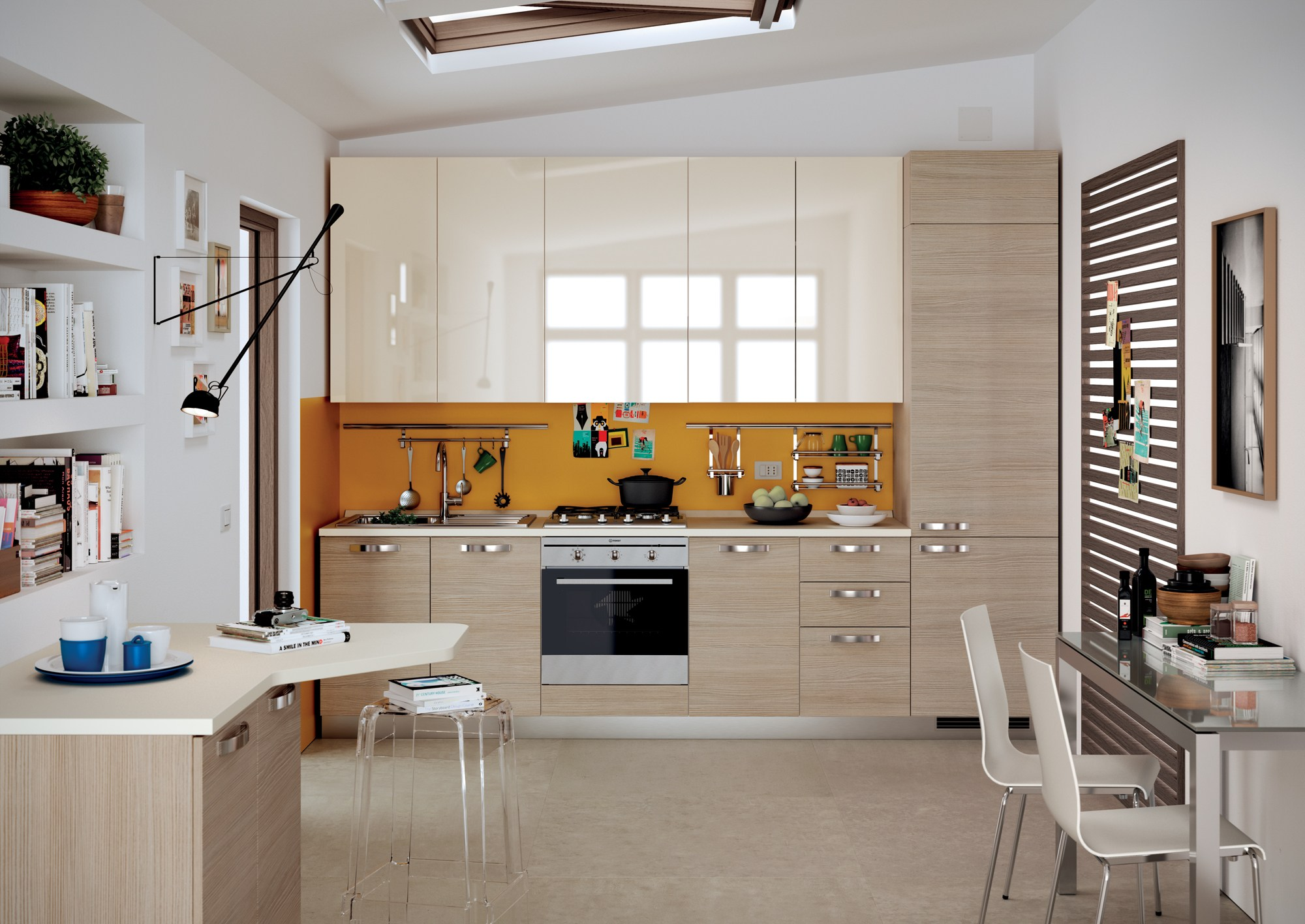 Awesome Cucina Scavolini Flux Images - Orna.info - orna.info