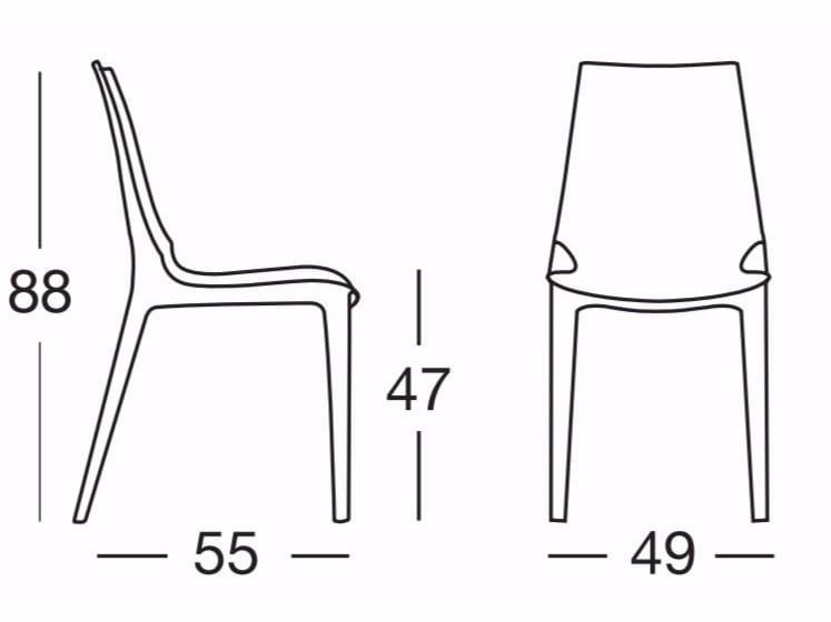 VANITY   Chair By SCAB DESIGN design Arter&Citton