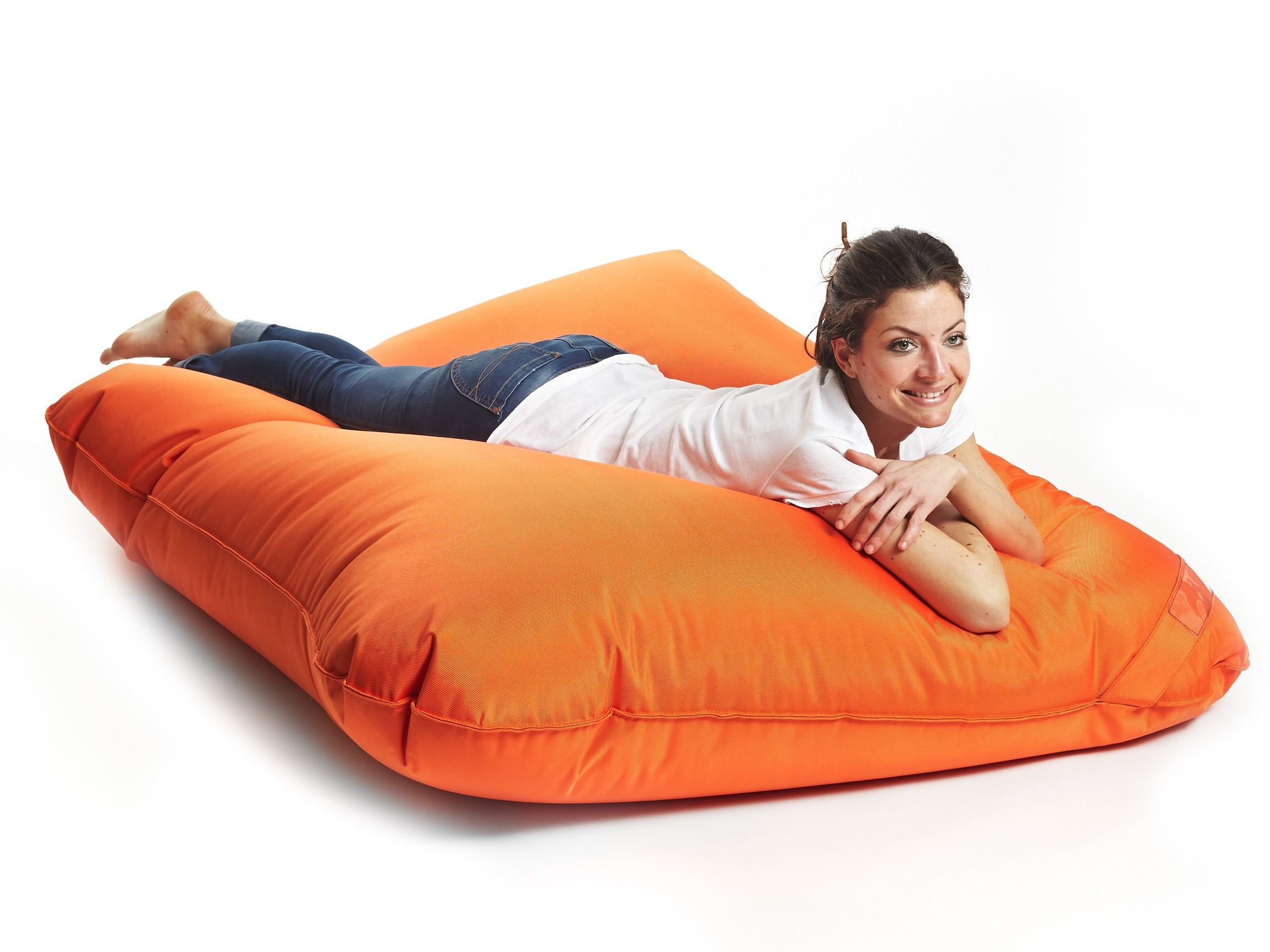 Polyester bean bag X TRIANGLE By XPOUF