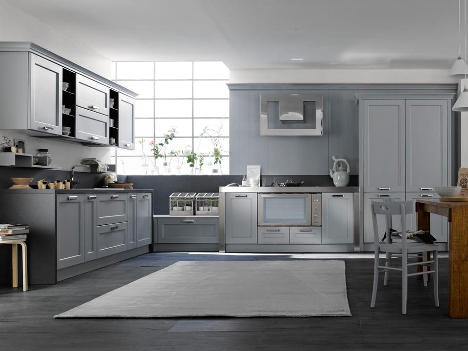 ASOLO | Cucina in frassino Collezione Asolo By DIBIESSE