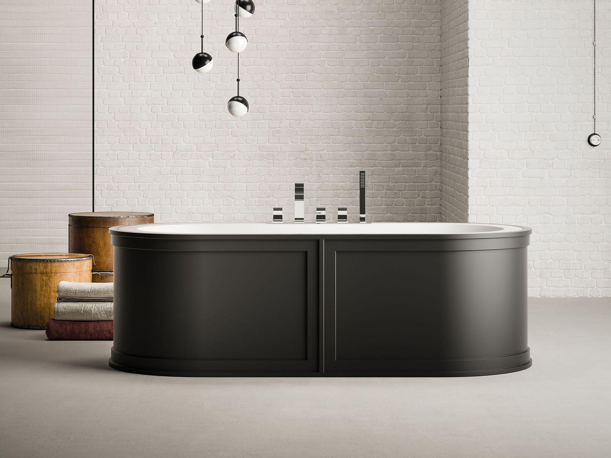 Oval Acrylic Bathtubs | Archiproducts