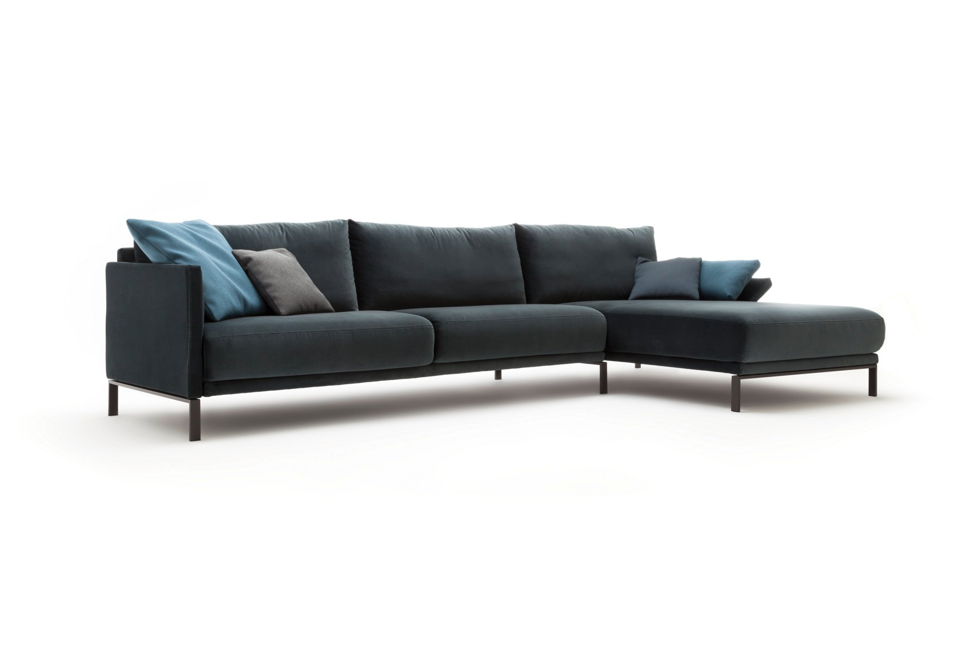 cara ecksofa kollektion cara by rolf benz design anita. Black Bedroom Furniture Sets. Home Design Ideas