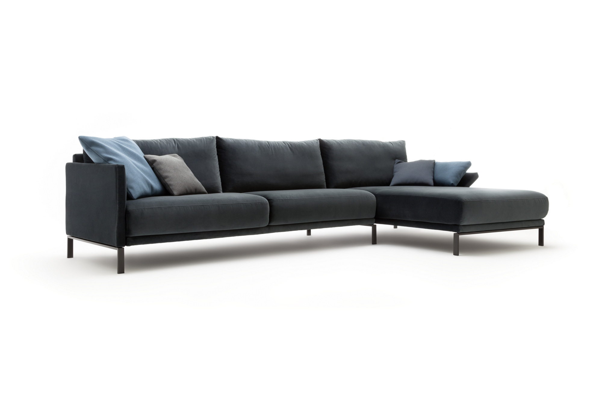 cara ecksofa kollektion cara by rolf benz design anita schmidt. Black Bedroom Furniture Sets. Home Design Ideas