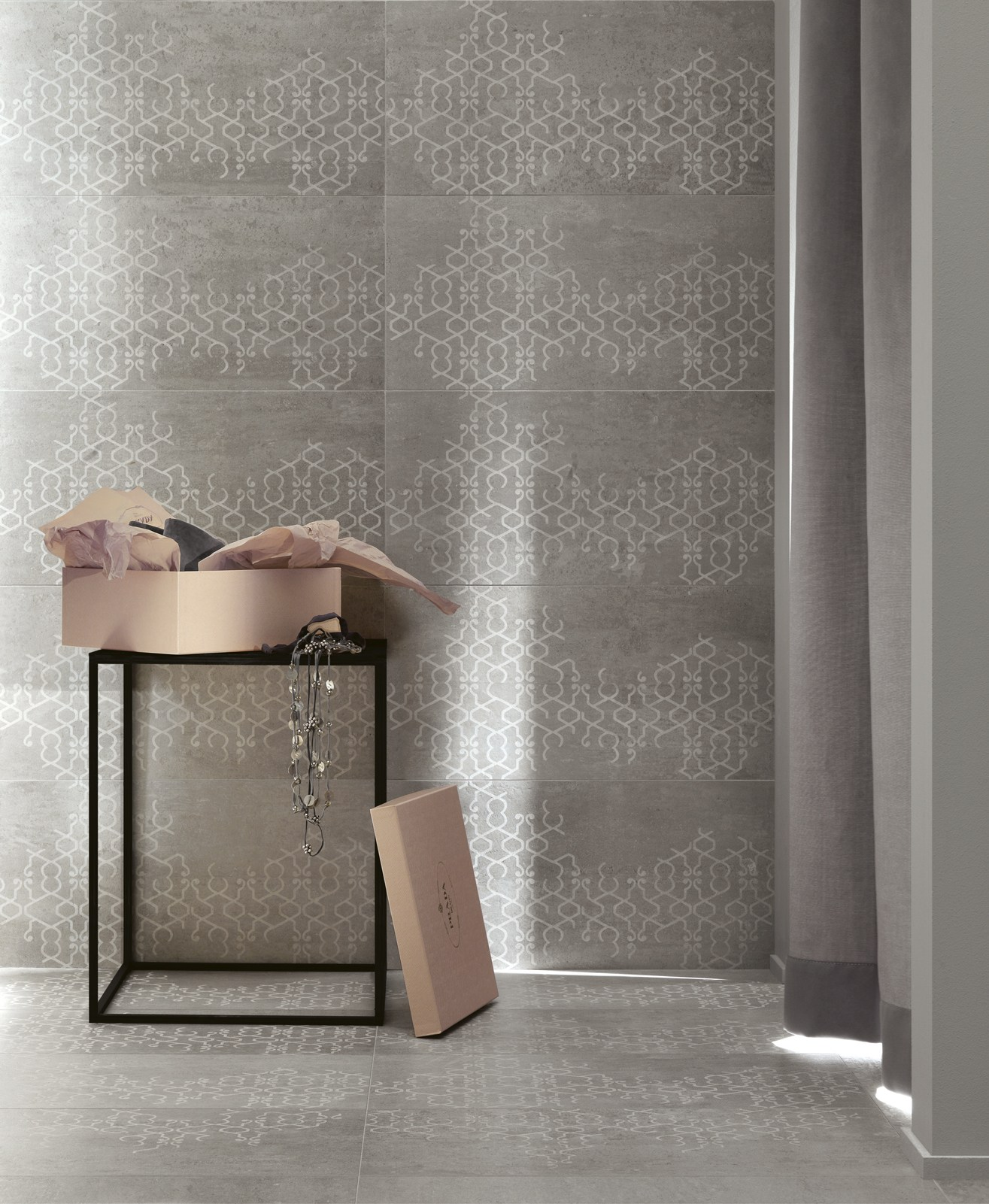 Concept pavimento by ragno for Piastrelle bagno 60x120