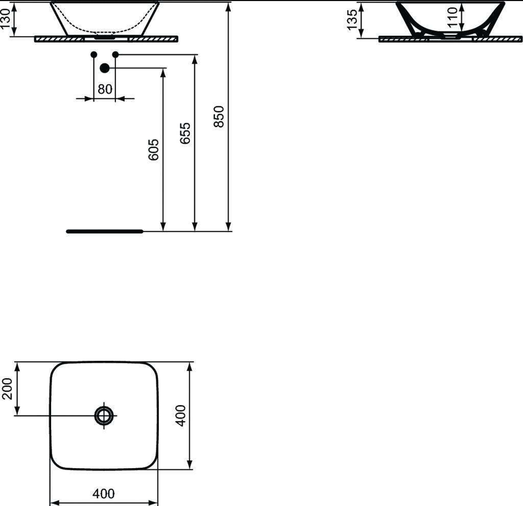 Lavandino bagno misure mobile lavandino bagno dimensioni - Bagno misure standard ...