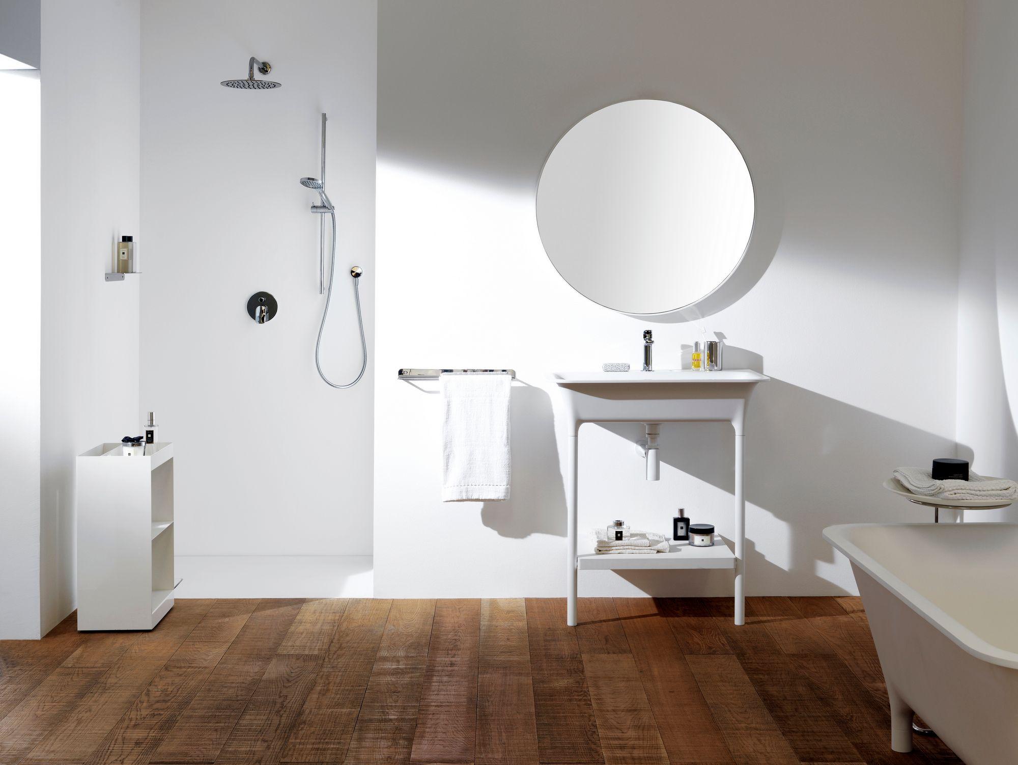 Brim miscelatore per lavabo da piano collezione brim by zucchetti design ludovica roberto palomba - Rubinetteria bagno zucchetti ...