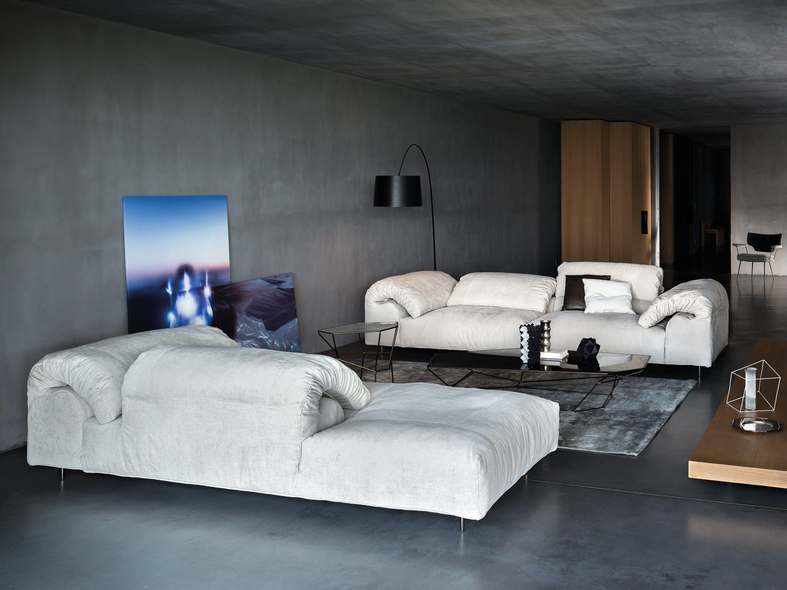 Crazy Diamond Sectional Sofa By Arketipo Design Giuseppe Viganò