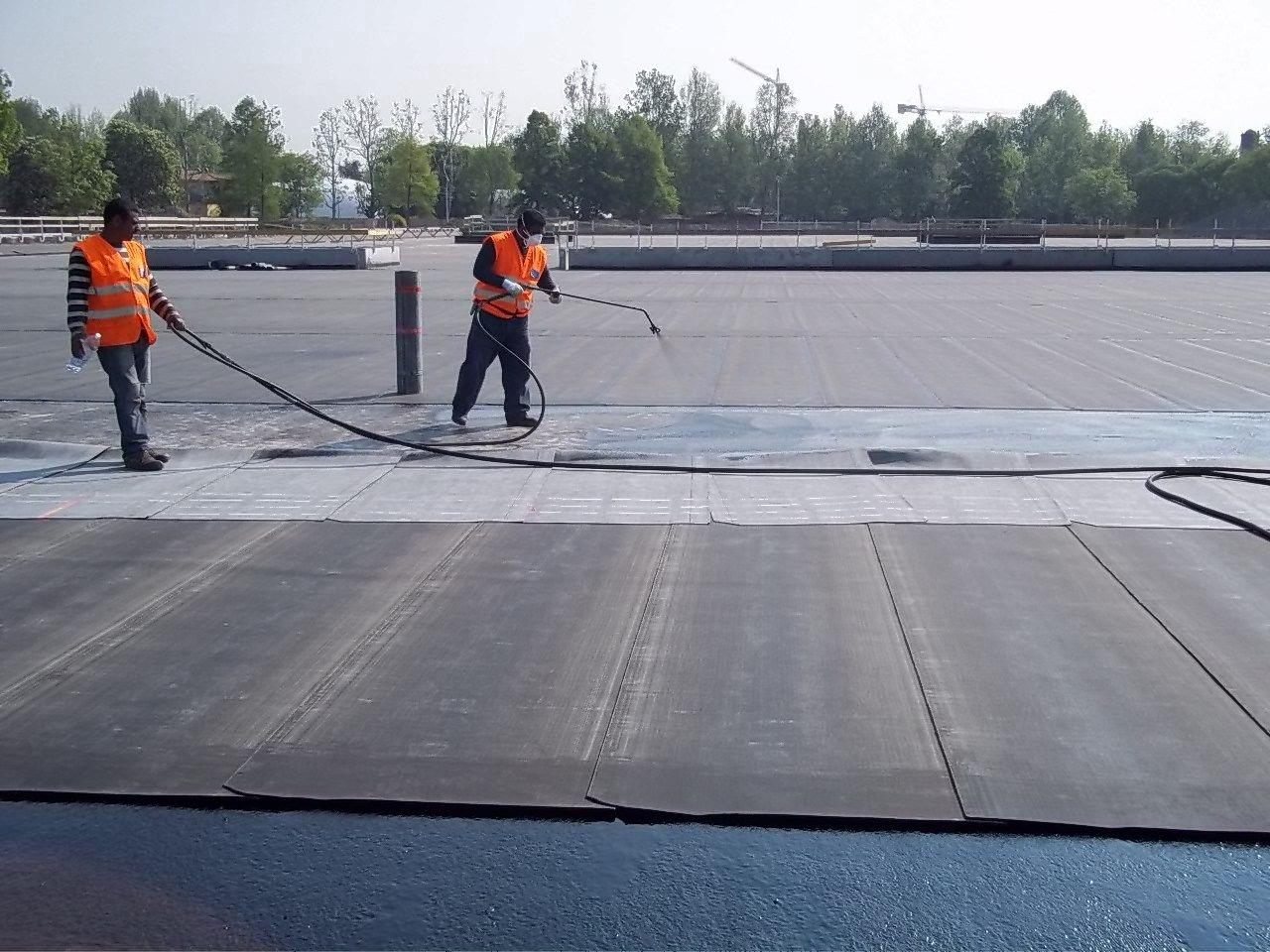 Derbigum Roofing Amp Sbs Waterproof Roof Structural