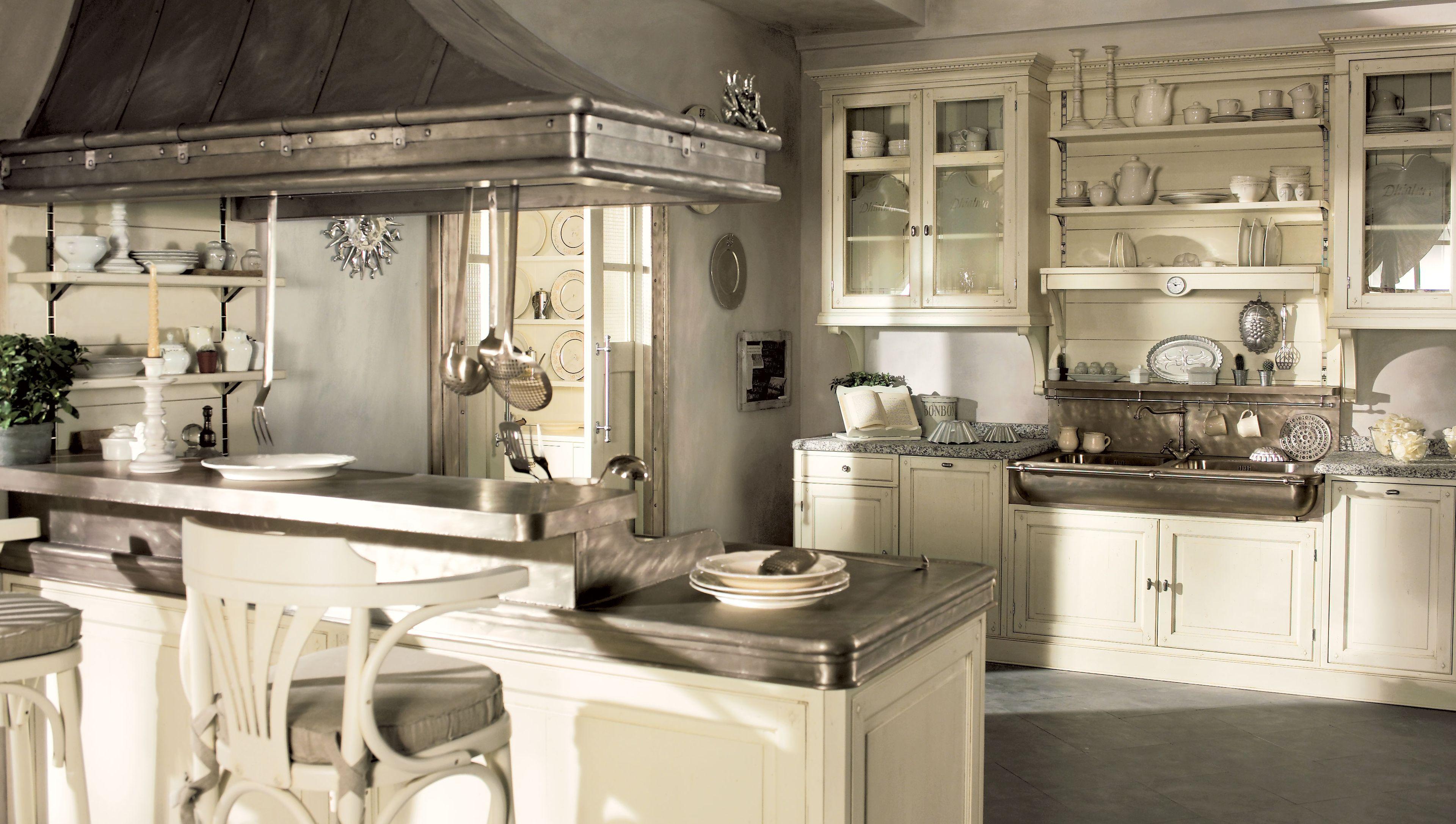 Emejing Cucine Old England Gallery - Ideas & Design 2017 ...
