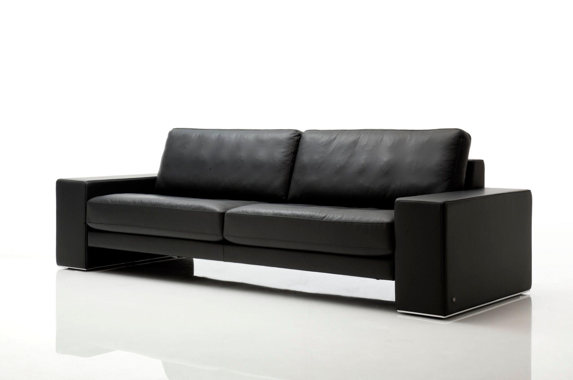 ego leather sofa ego collection by rolf benz design edgar reuter. Black Bedroom Furniture Sets. Home Design Ideas