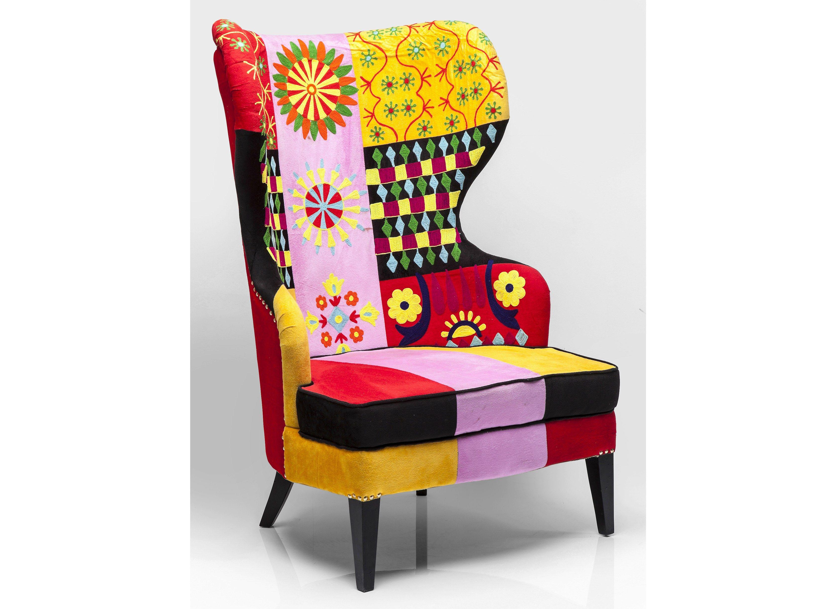 fauteuil colore design. Black Bedroom Furniture Sets. Home Design Ideas
