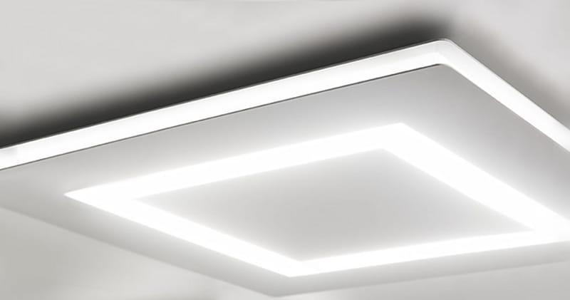 Plafonnier led pour bureau luminaire spot salon maison labarrere